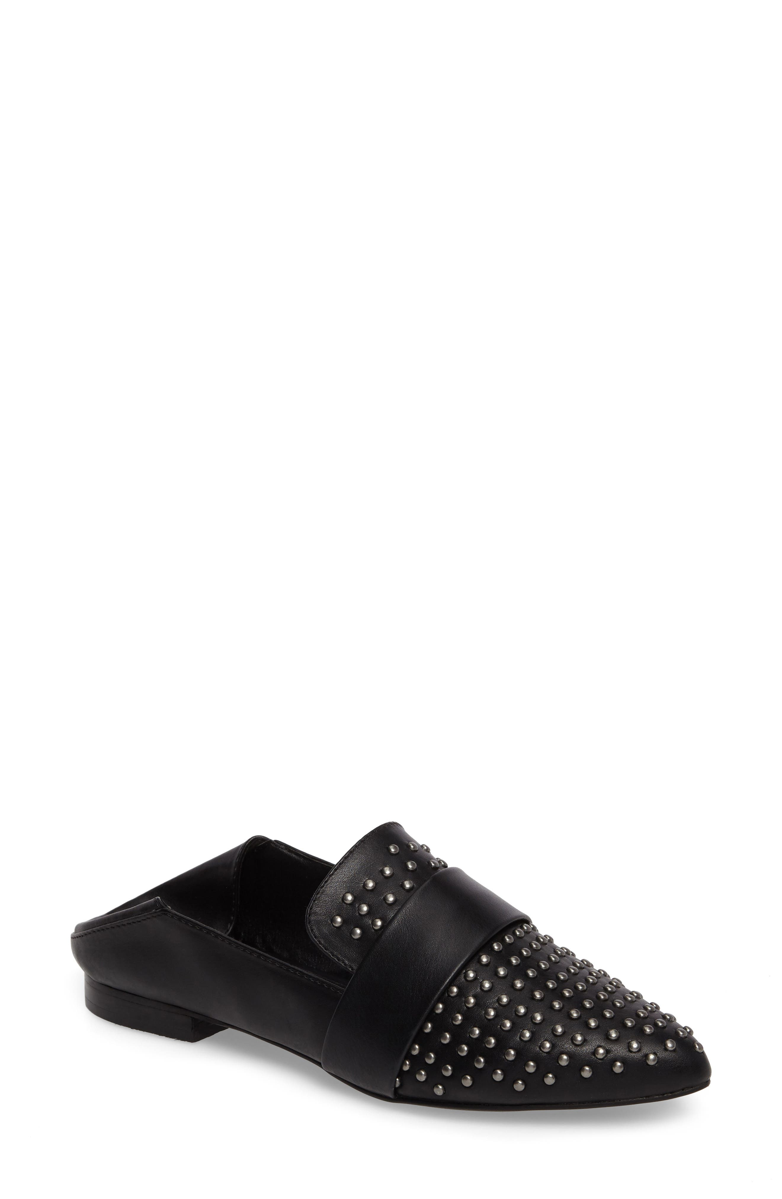 Felix Convertible Loafer,                             Main thumbnail 1, color,                             Black