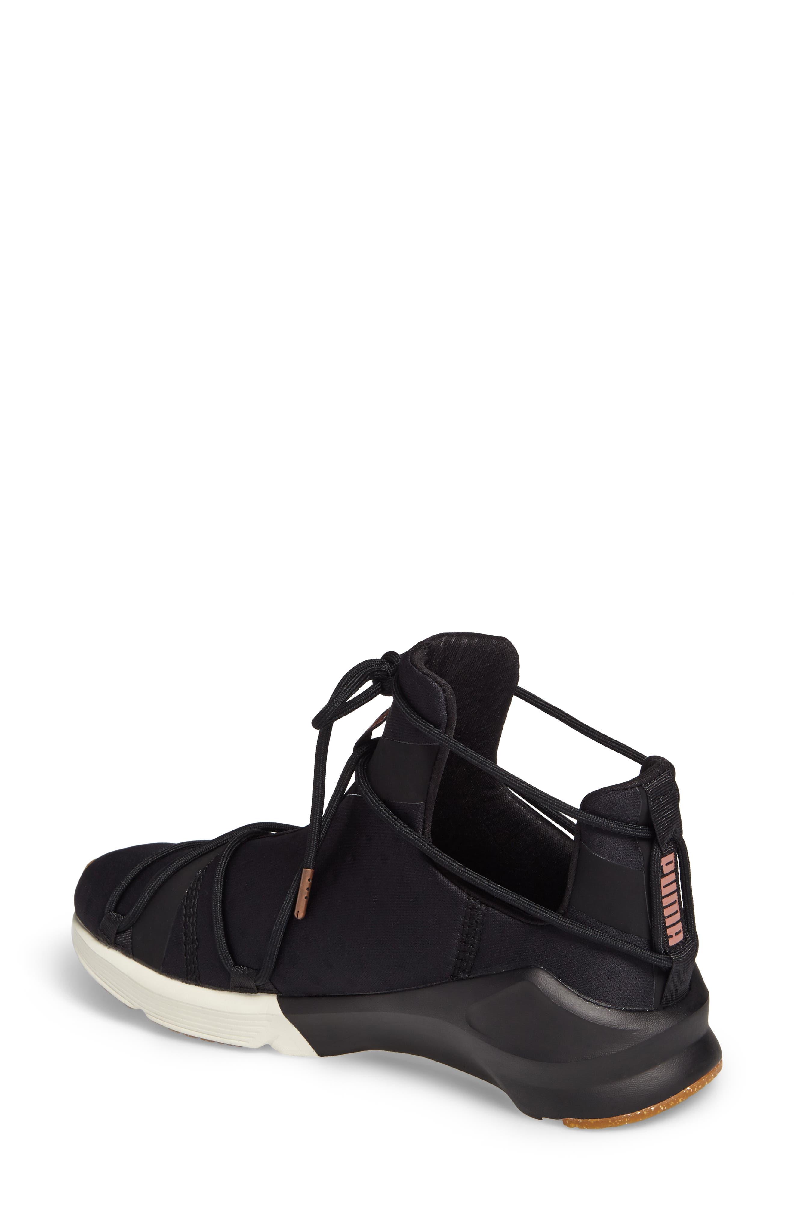 Alternate Image 2  - PUMA Fierce Rope Training Sneaker (Women)