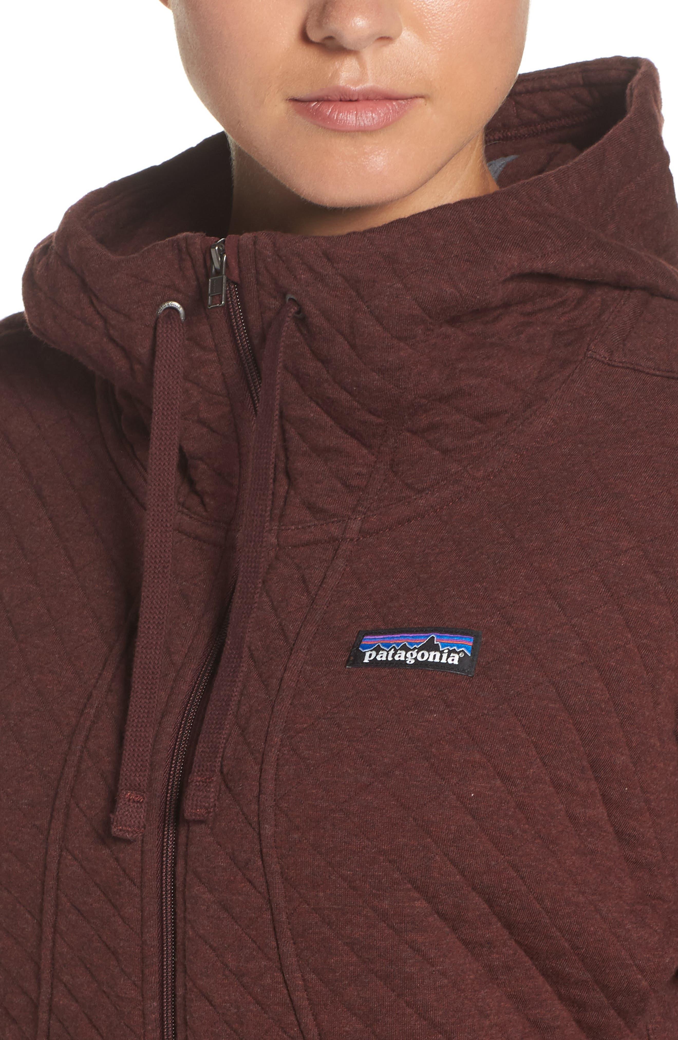 Alternate Image 4  - Patagonia Zip Hoodie