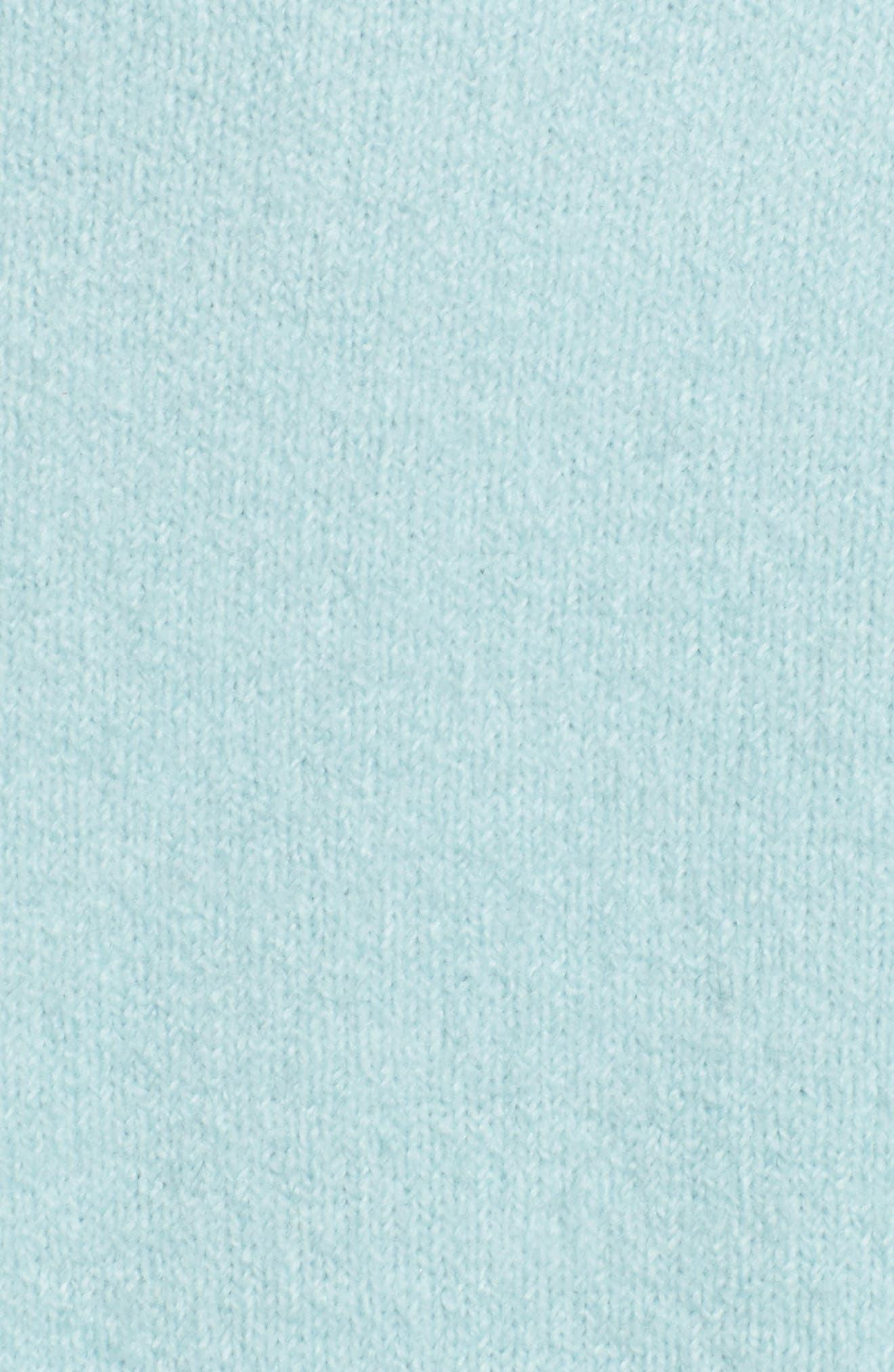 Alternate Image 5  - Halogen® Bow Back Sweater (Regular & Petite)