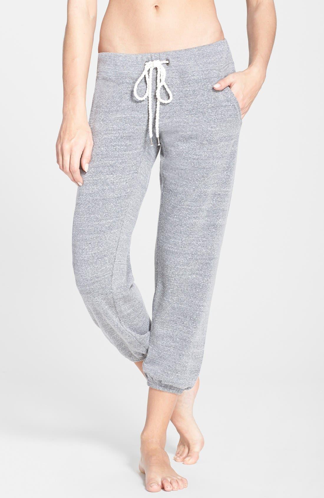 Alternate Image 1 Selected - Make + Model 'Weekend' Jogger Pants