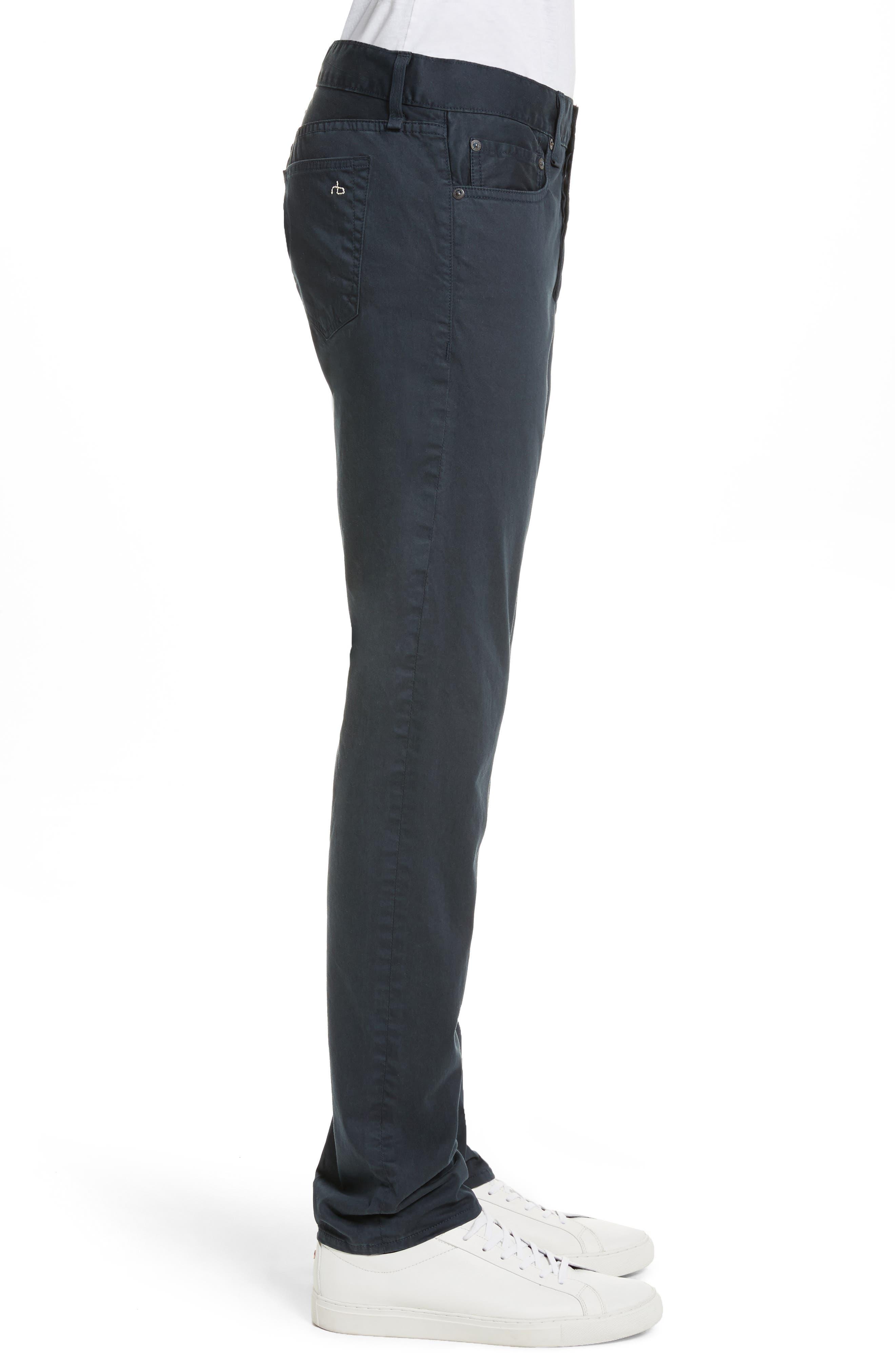 Alternate Image 3  - rag & bone Fit 3 Twill Pants