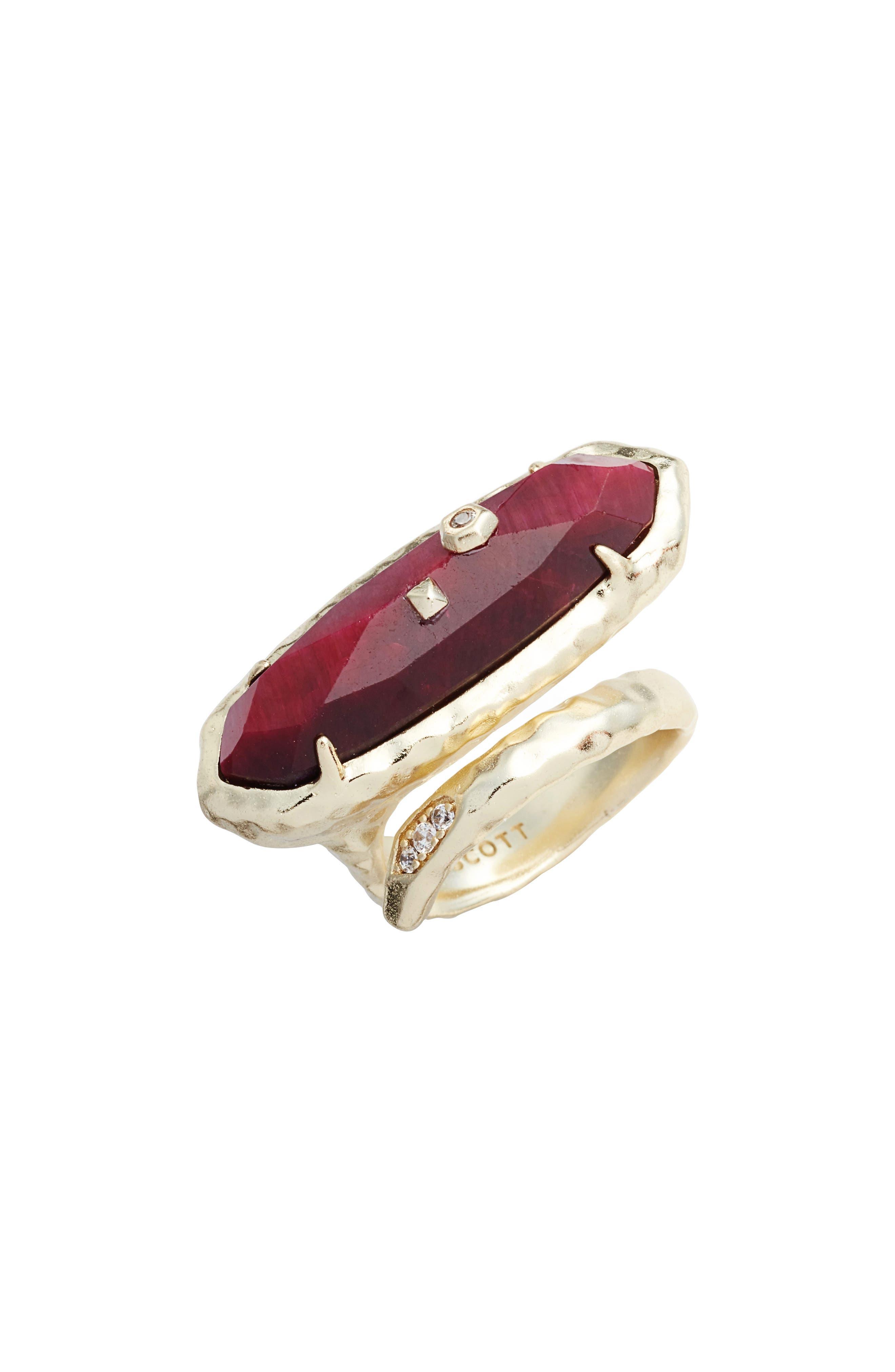 KENDRA SCOTT Blithe Coil Ring