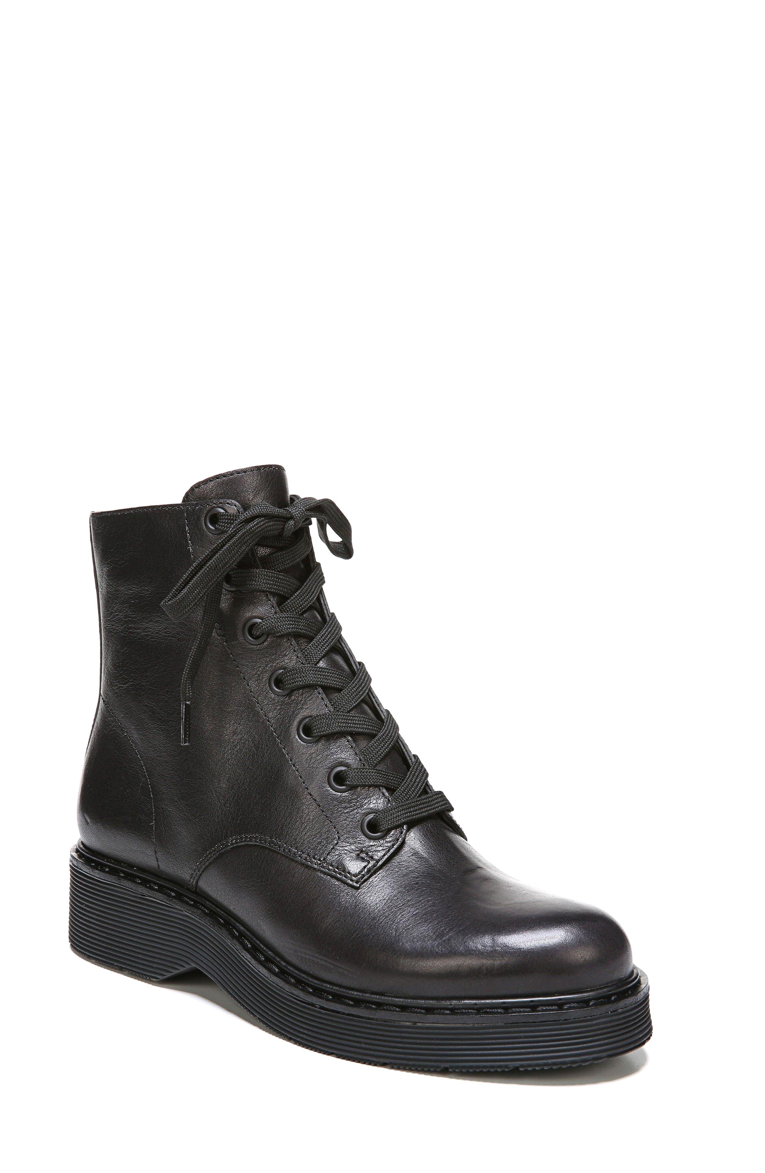 Vince Monastir Combat Boot (Women)
