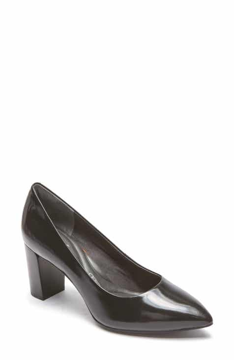 5f9d63343912 Rockport Total Motion Violina Luxe Pointy Toe Pump (Women)