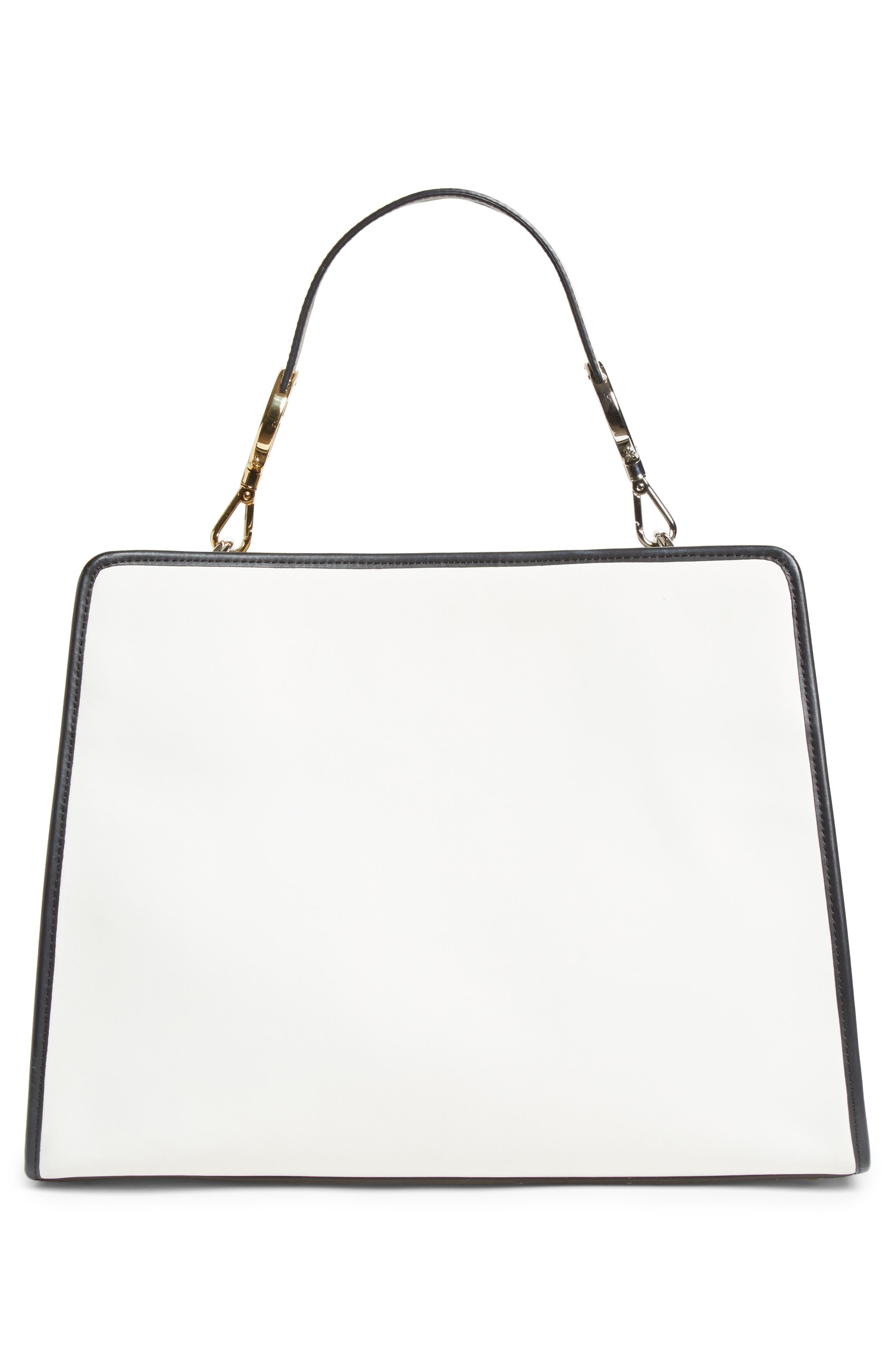 Alternate Image 2  - Fendi Runaway Medium Leather Tote Bag