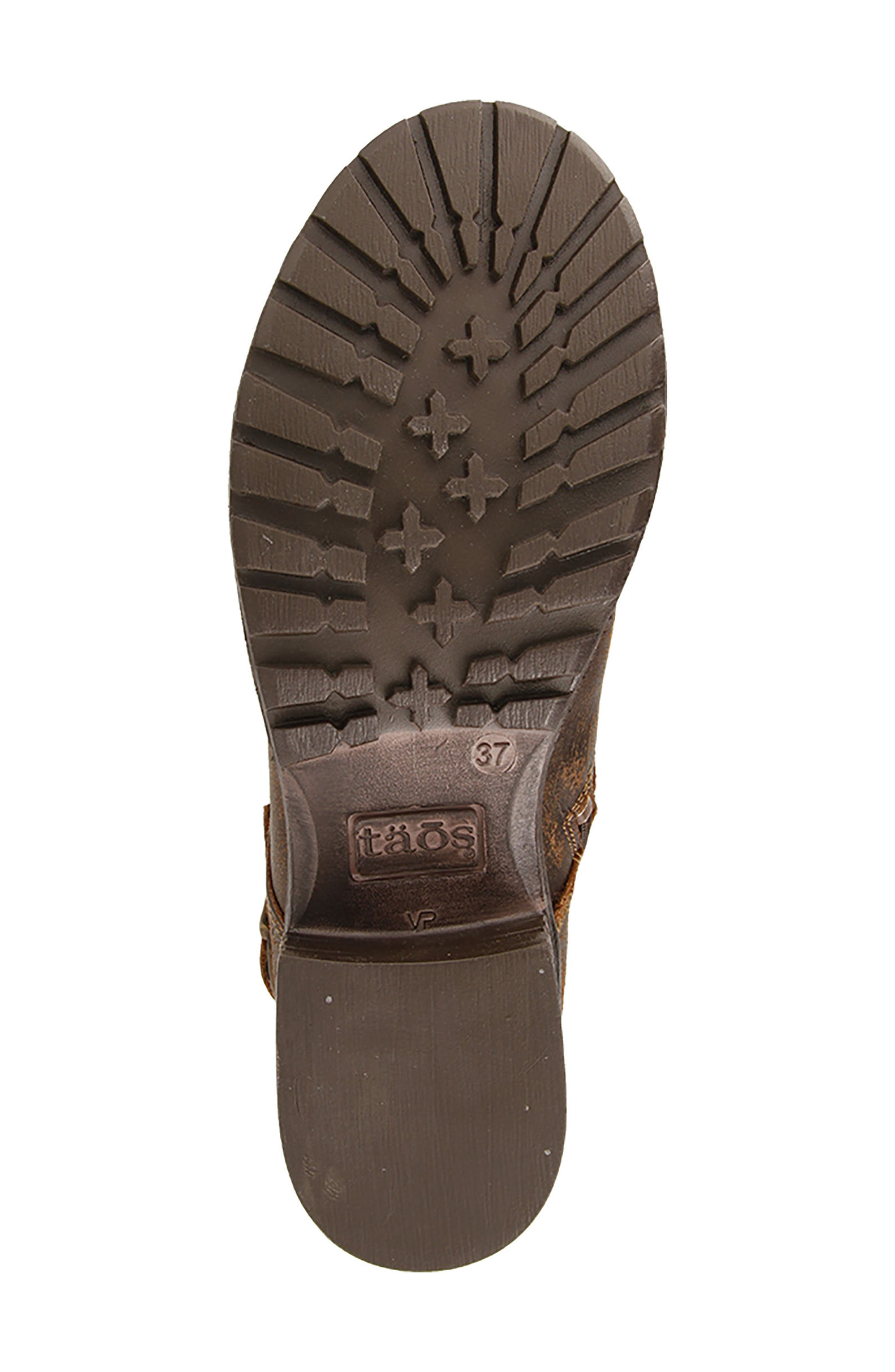 Crave Boot,                             Alternate thumbnail 5, color,                             Brown Leather