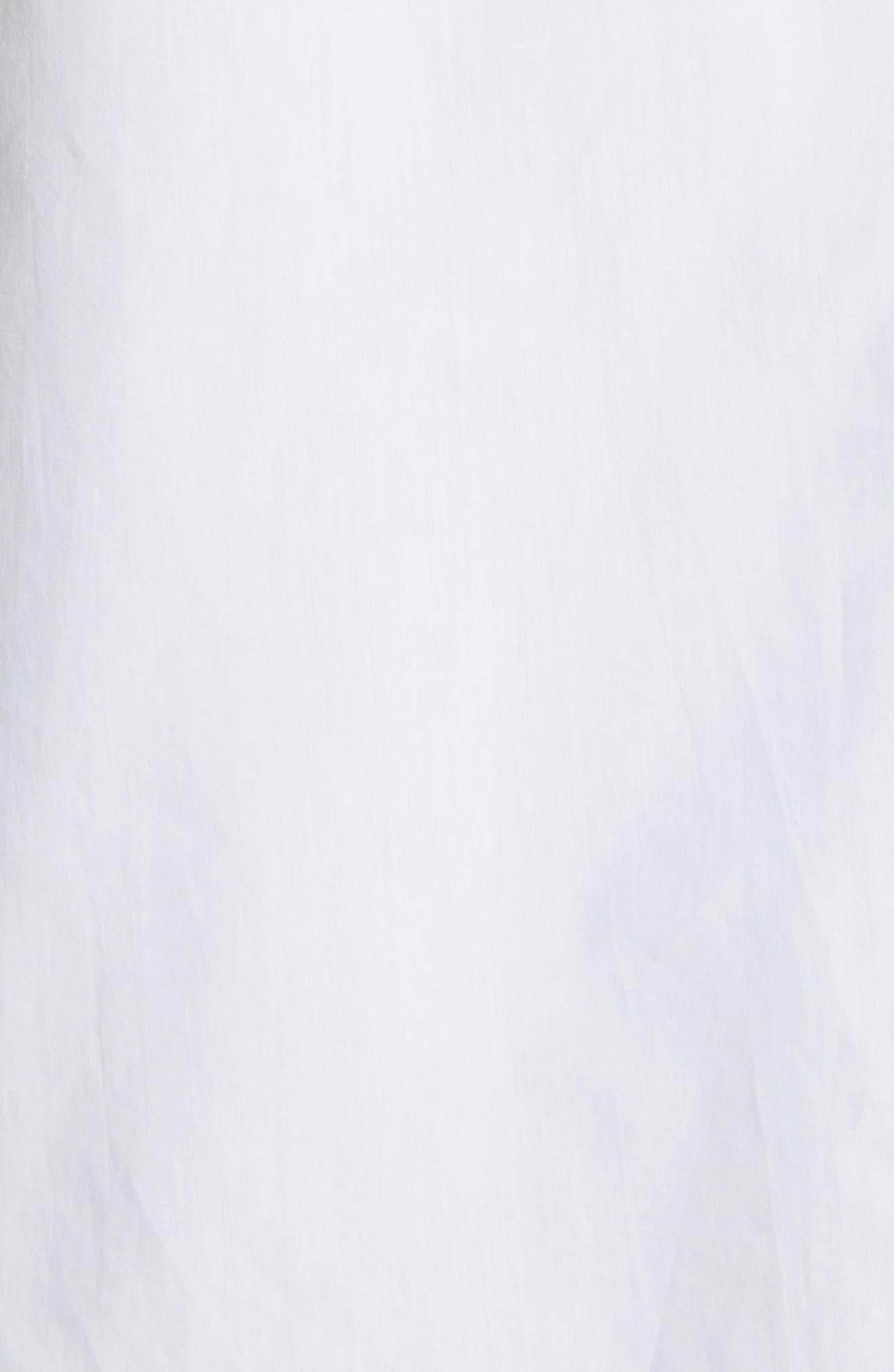 Alternate Image 5  - Robert Rodriguez Ruffle Cotton Shirt