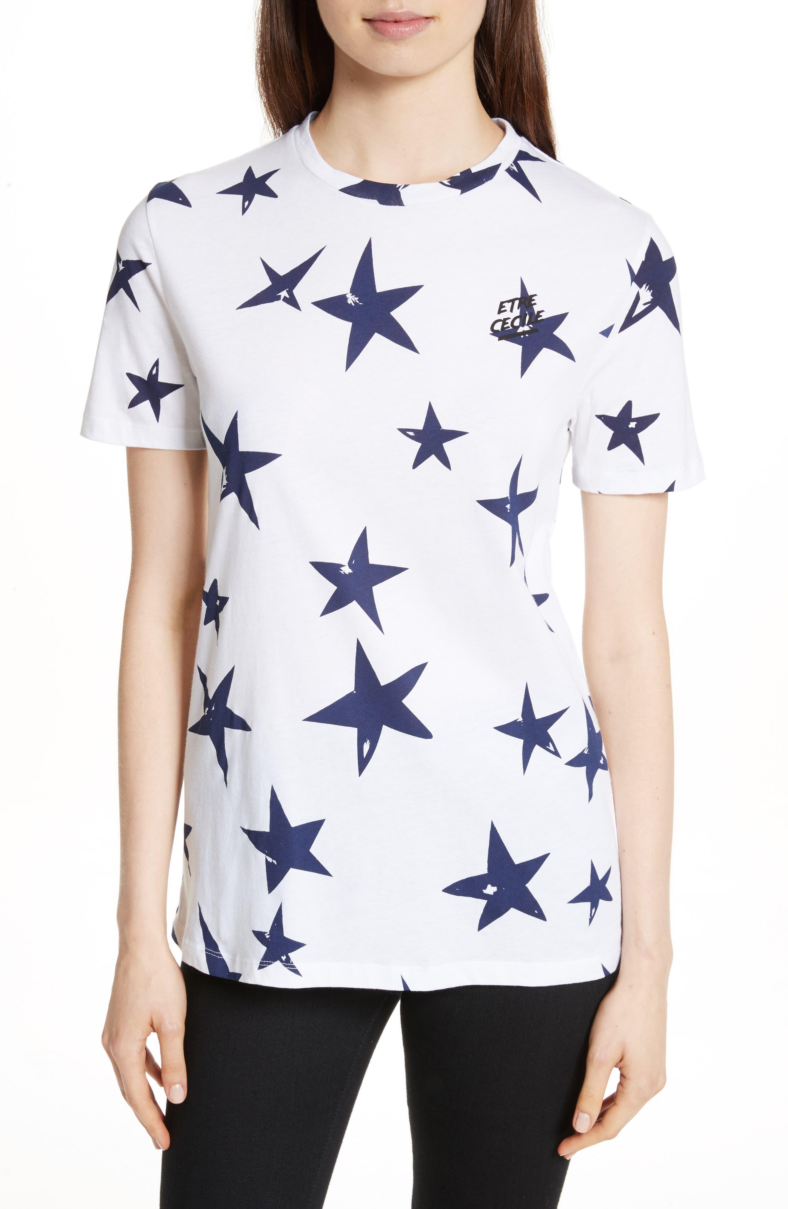être cécile Stars T-Shirt