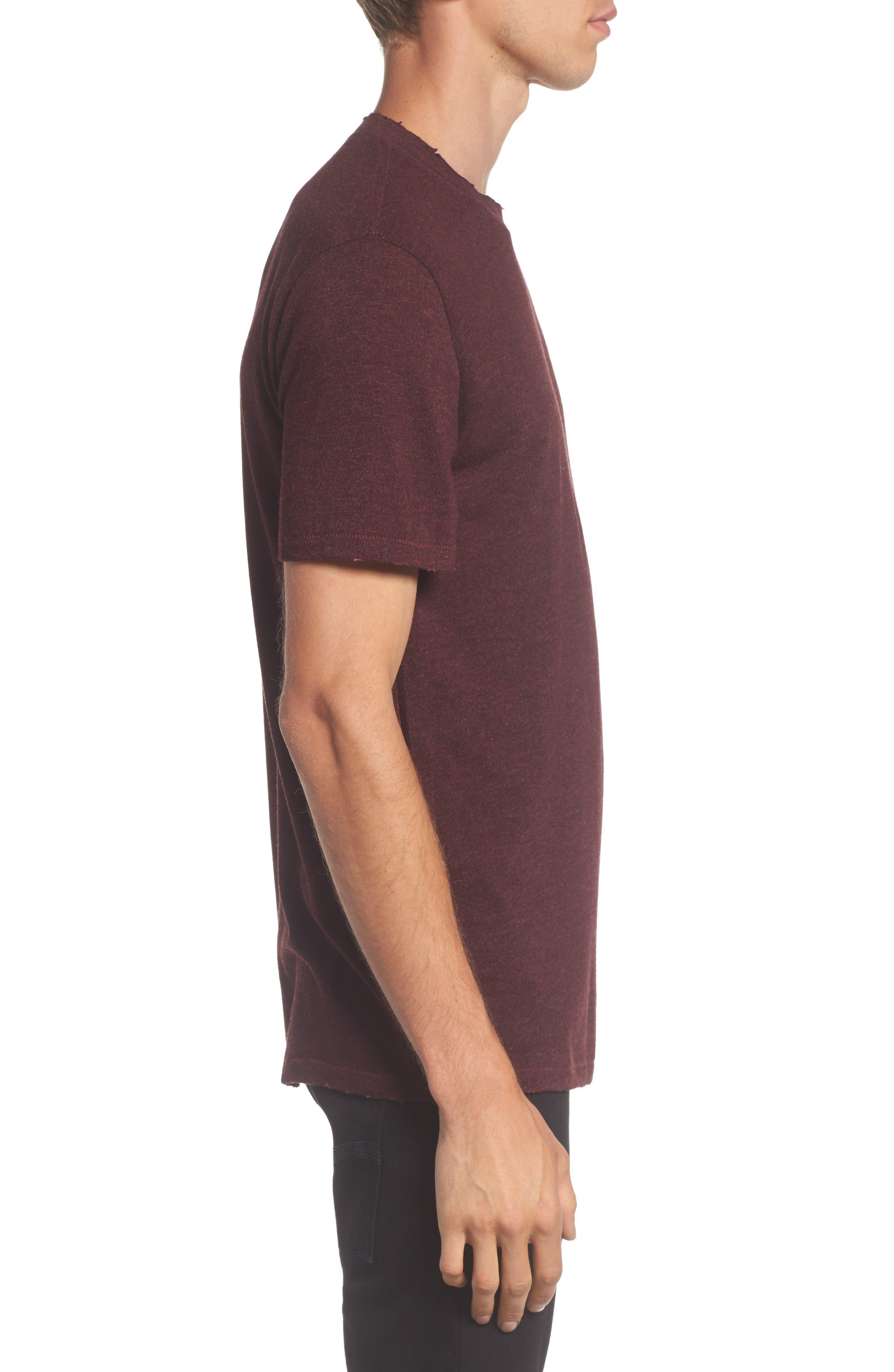 Alternate Image 3  - Treasure & Bond Core Crewneck T-Shirt