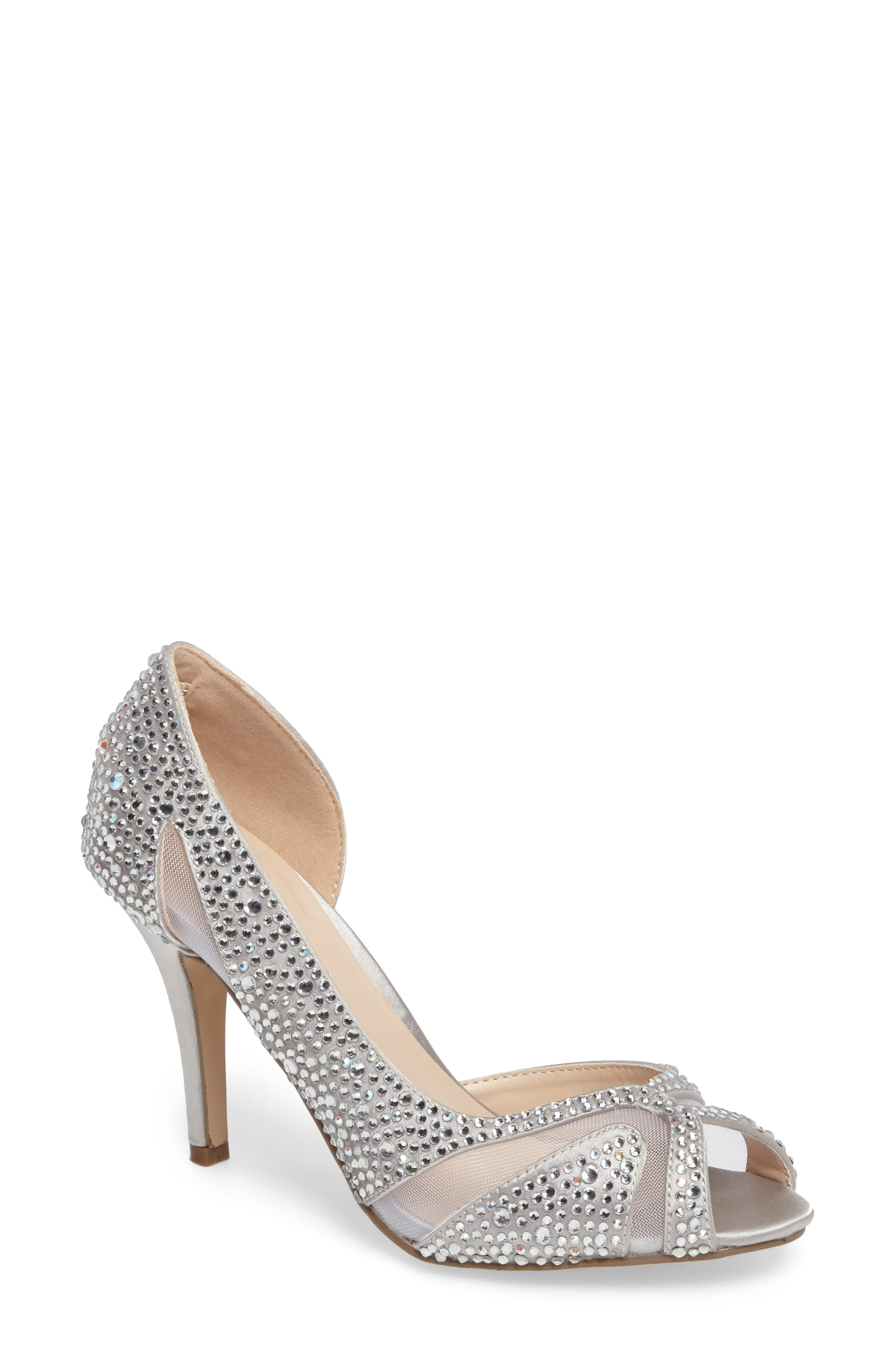 Main Image - pink paradox london Catrina d'Orsay Pump (Women)