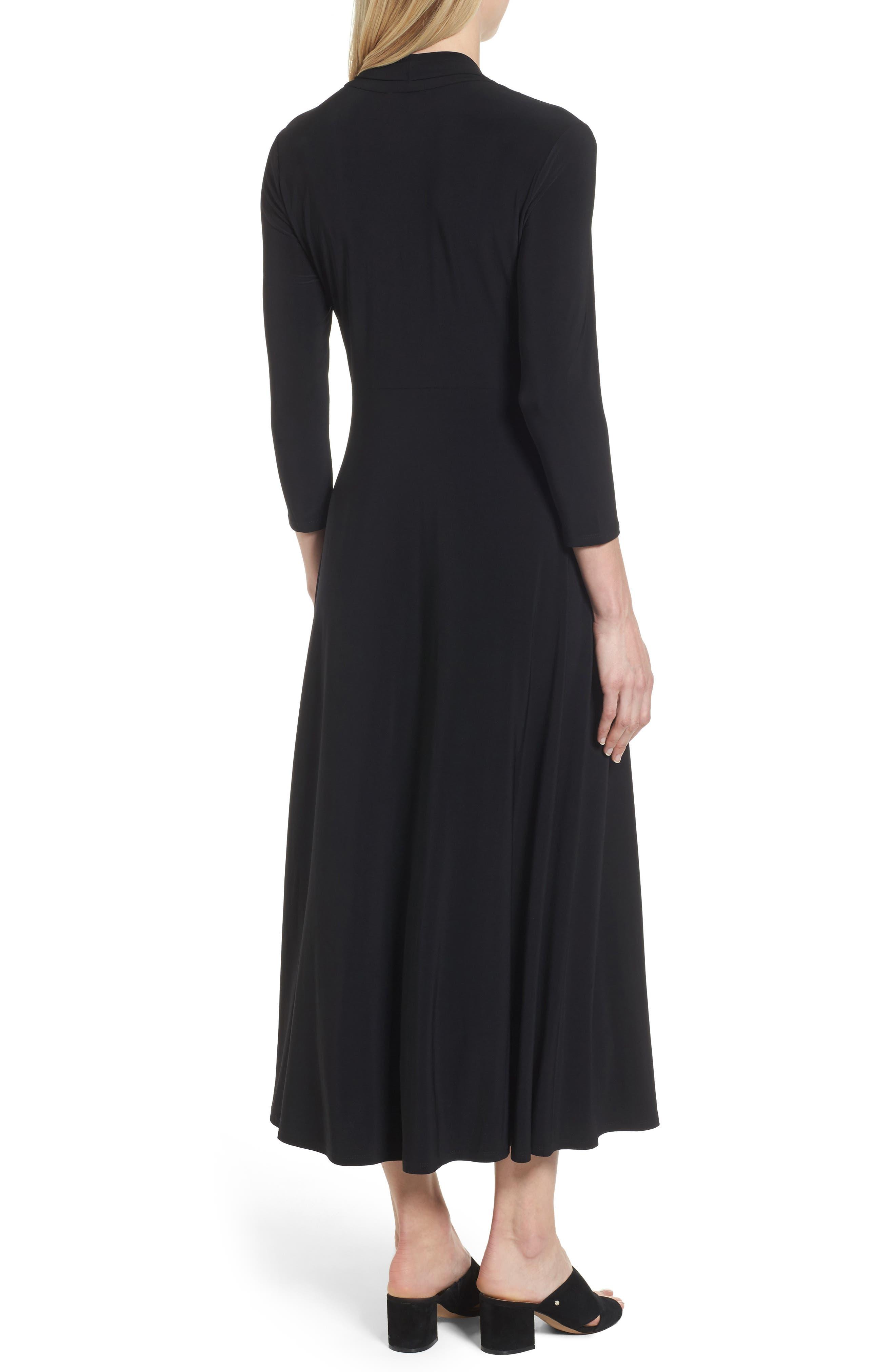 Alternate Image 2  - Chaus Twist Side Midi Dress