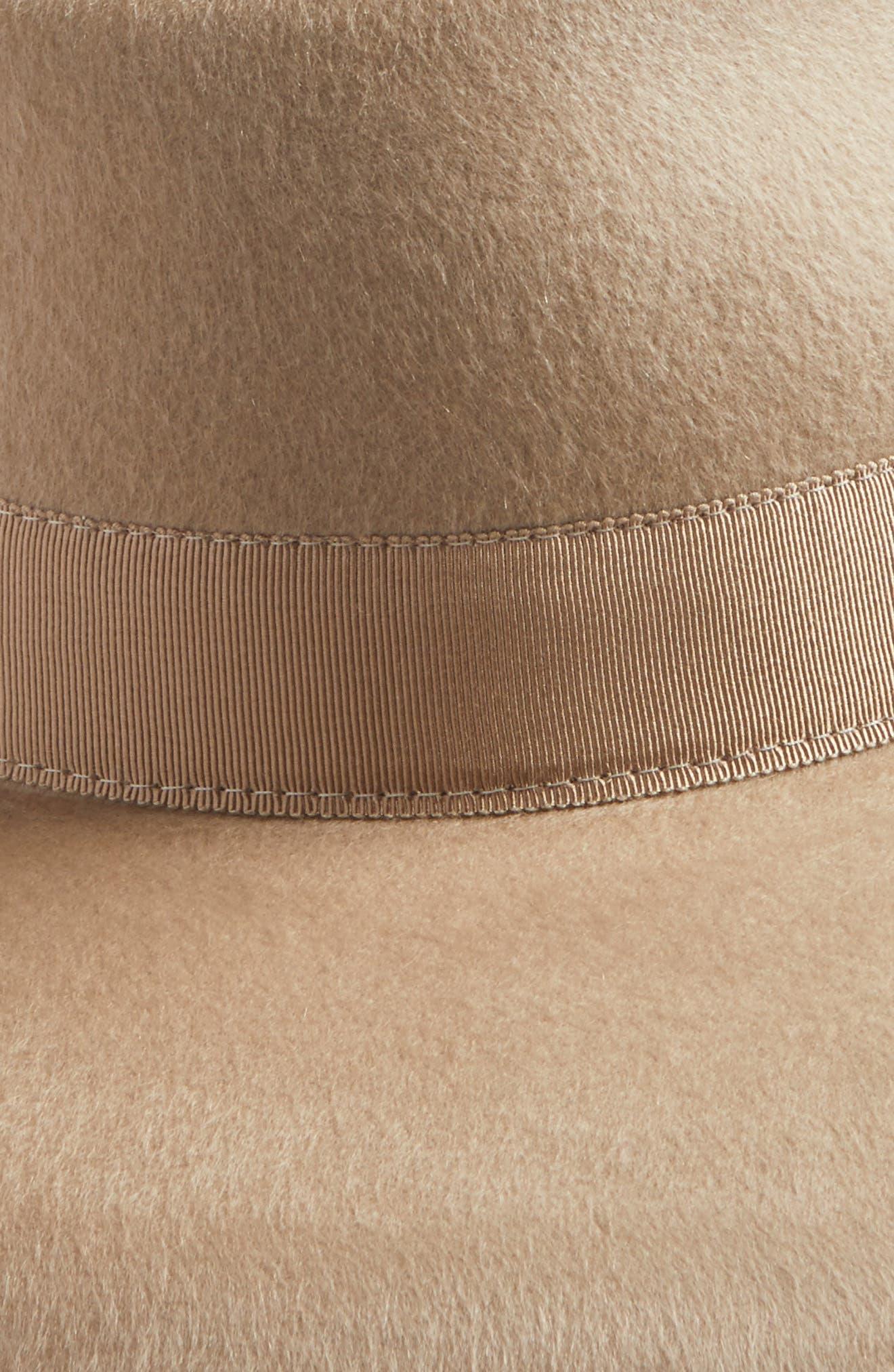 Alternate Image 2  - Eric Javits Camille Wool Floppy Hat