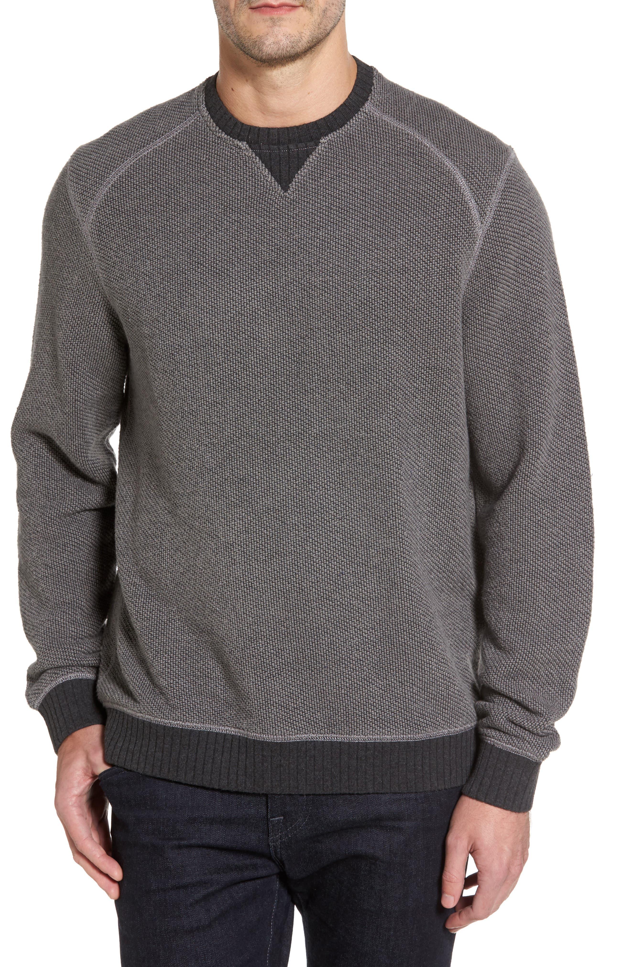 Tommy Bahama Surfari Crewneck Sweatshirt (Big & Tall)