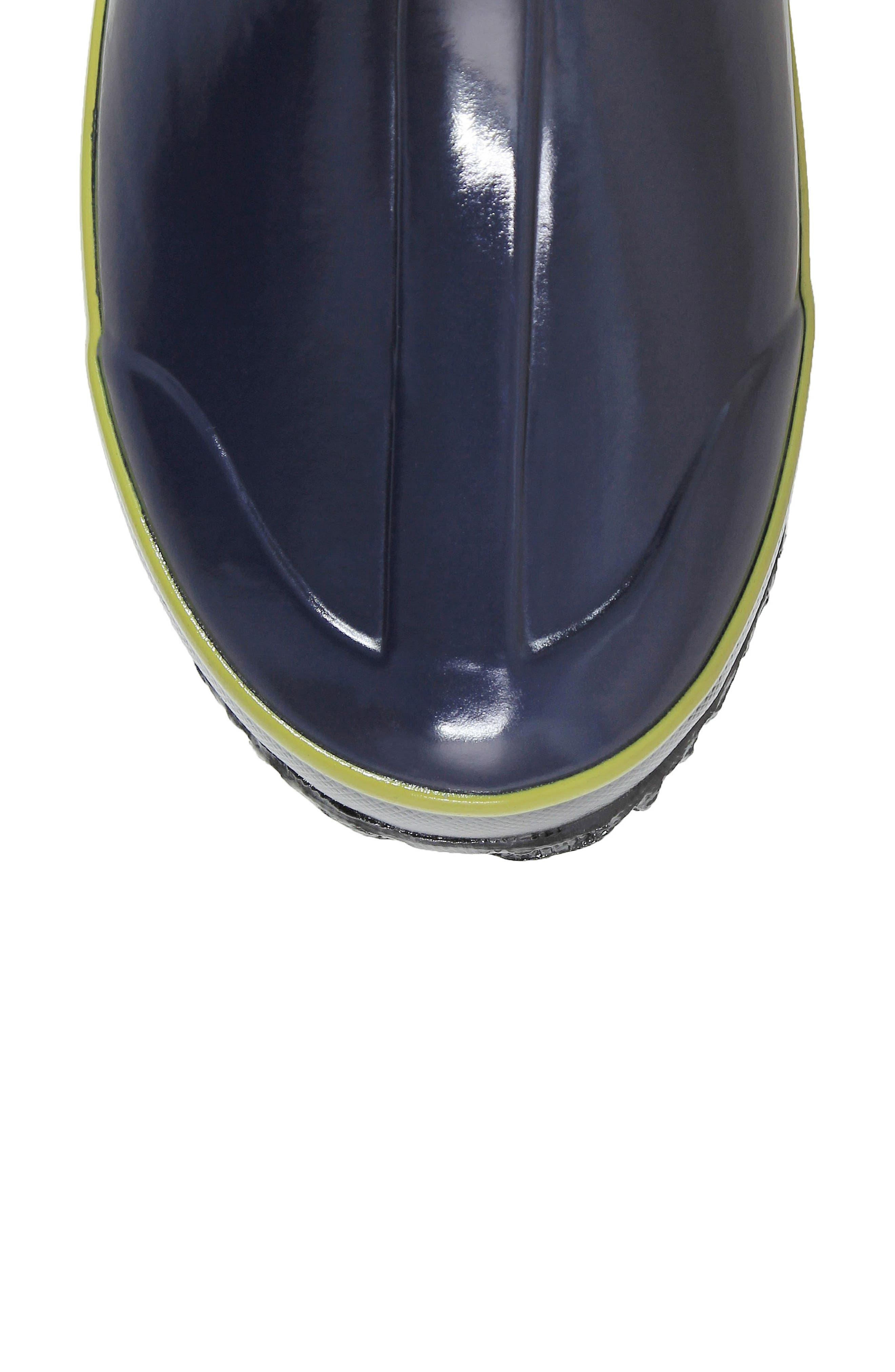 Alternate Image 5  - Bogs Classic Pansies Waterproof Insulated Boot (Women)