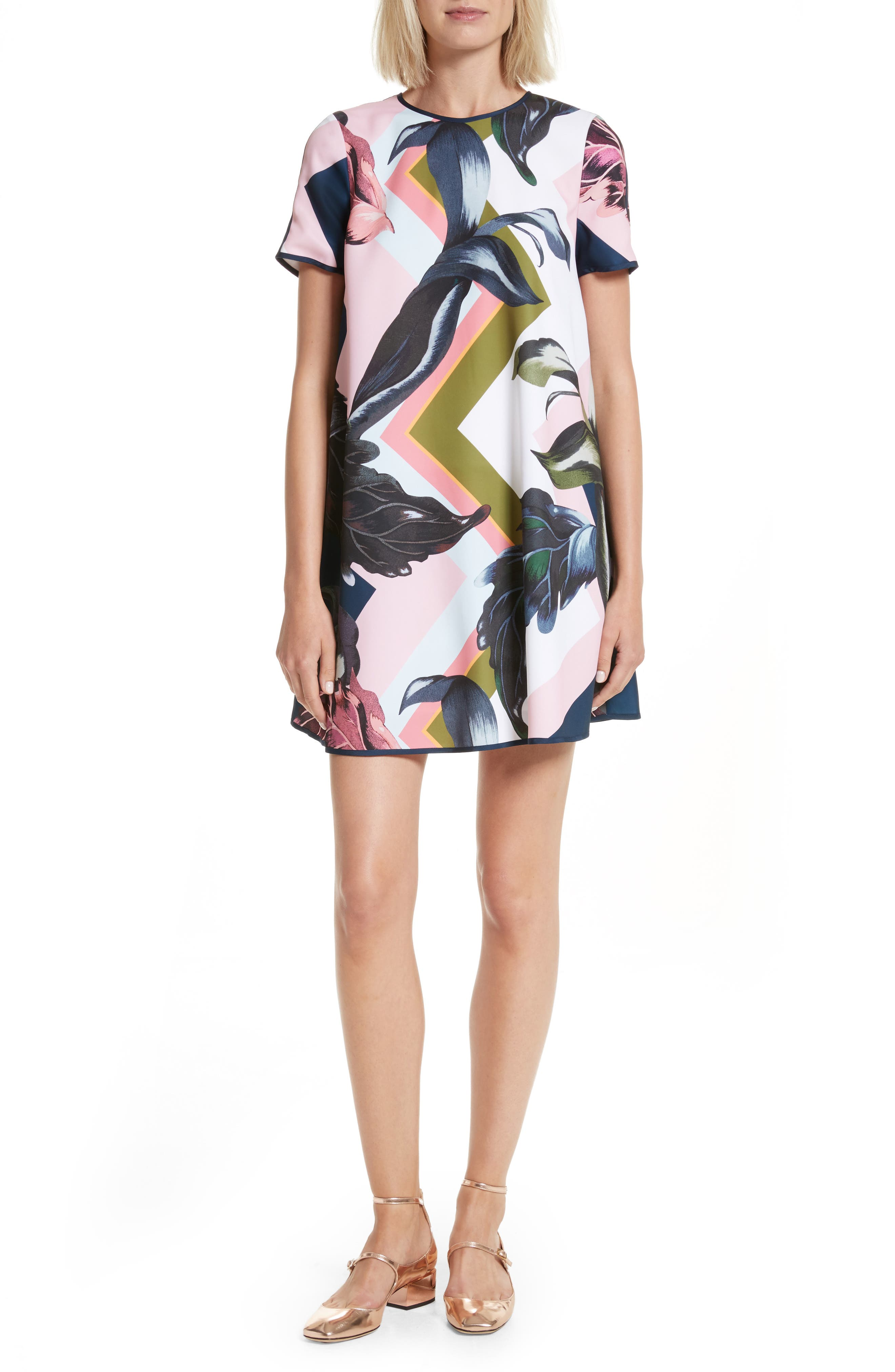 Ted Baker London Ariena Eden Shift Dress