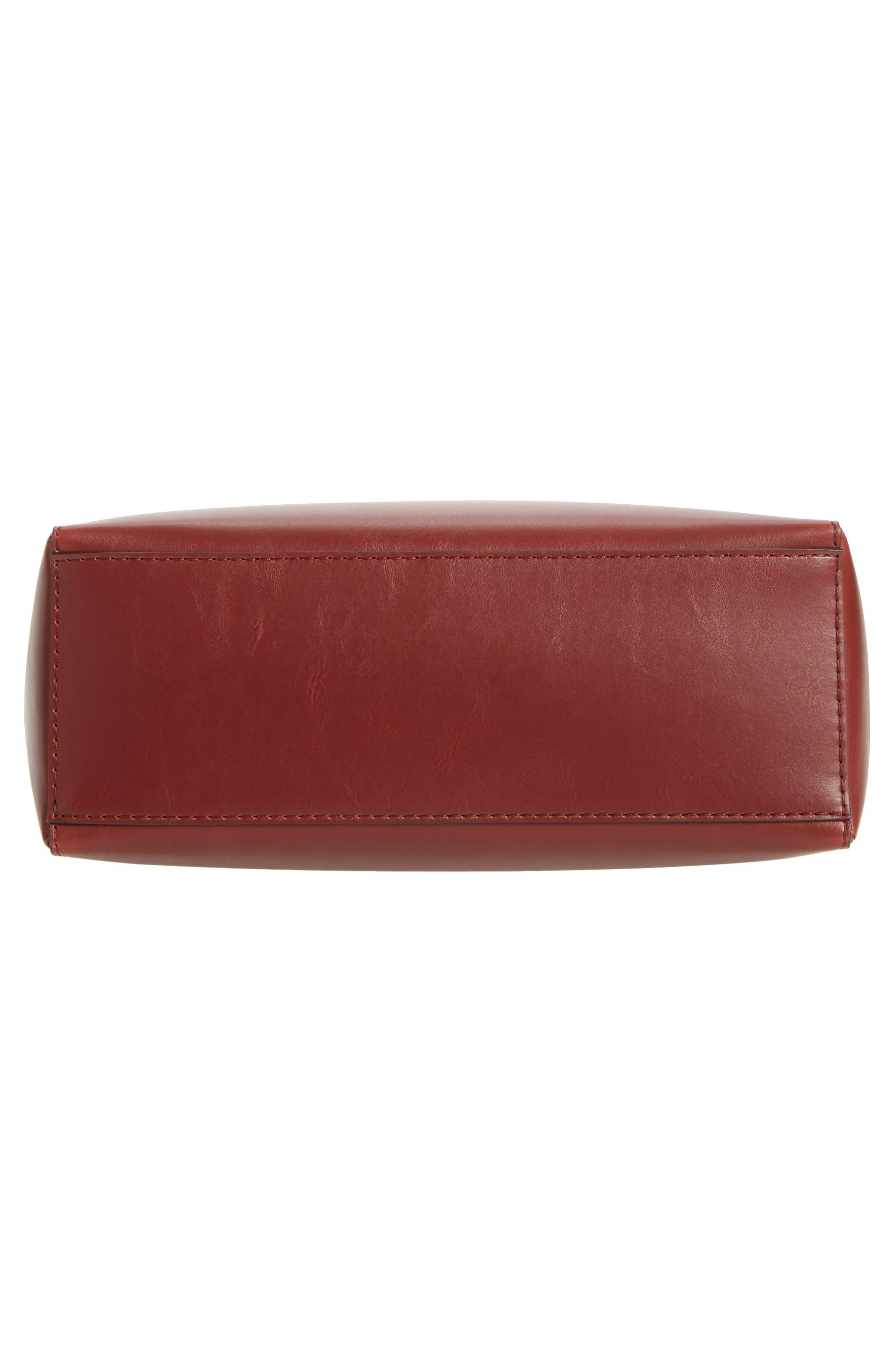 Alternate Image 5  - Stella McCartney Small Faux Leather Bucket Bag