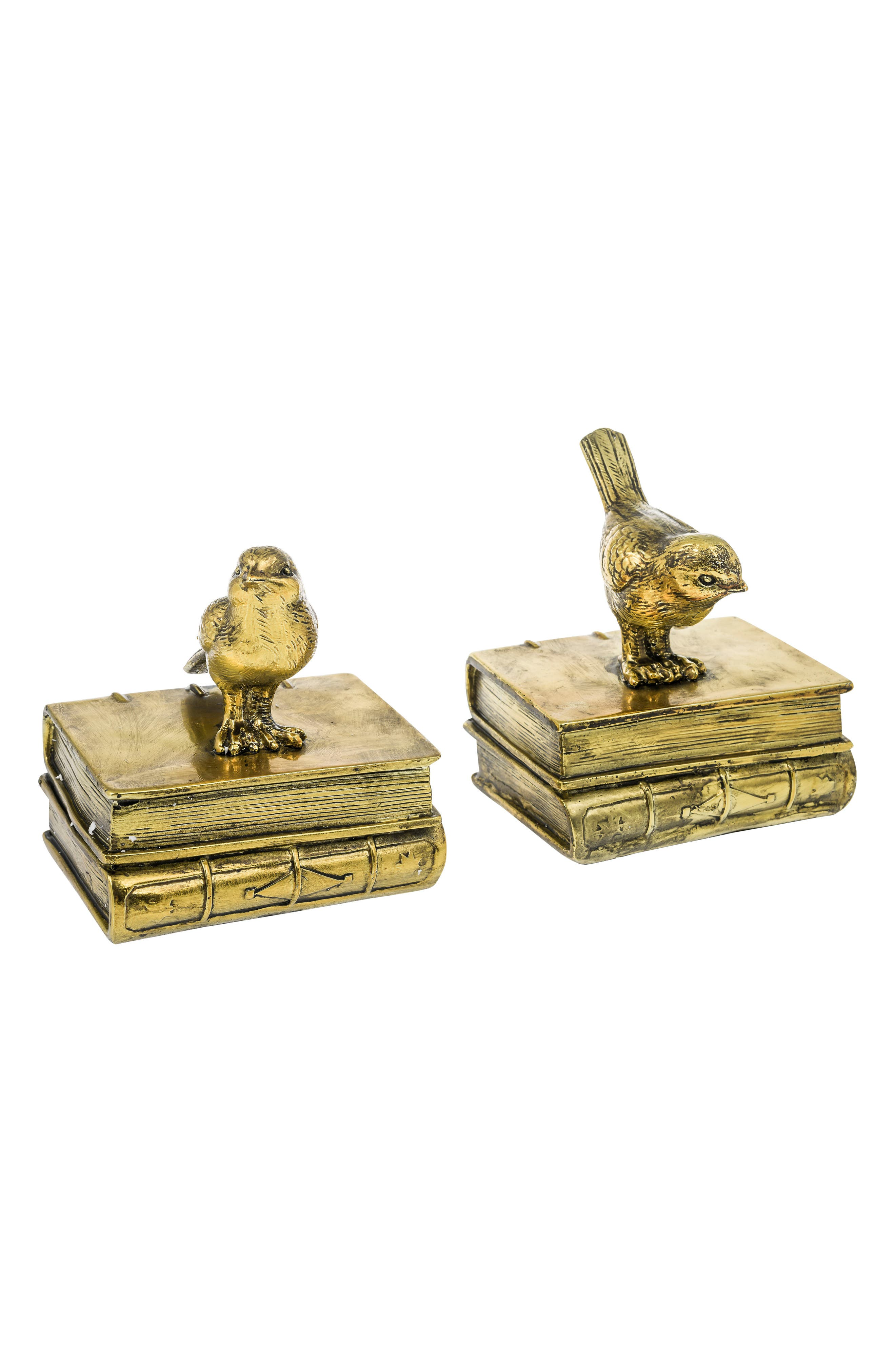 Eightmood Deforest Set of 2 Bookends