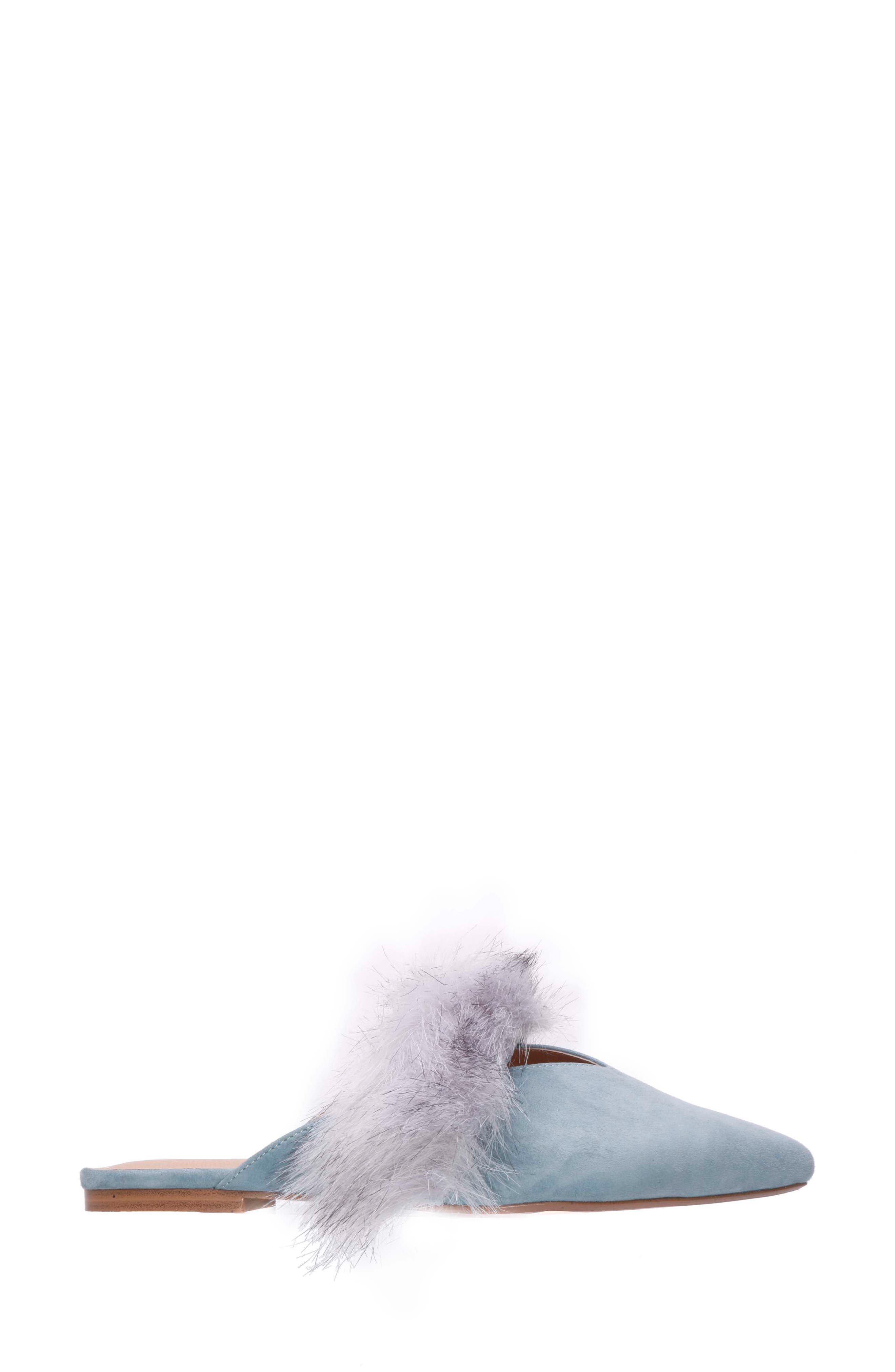 Alternate Image 3  - Joe's Angelique Faux Fur Mule (Women)