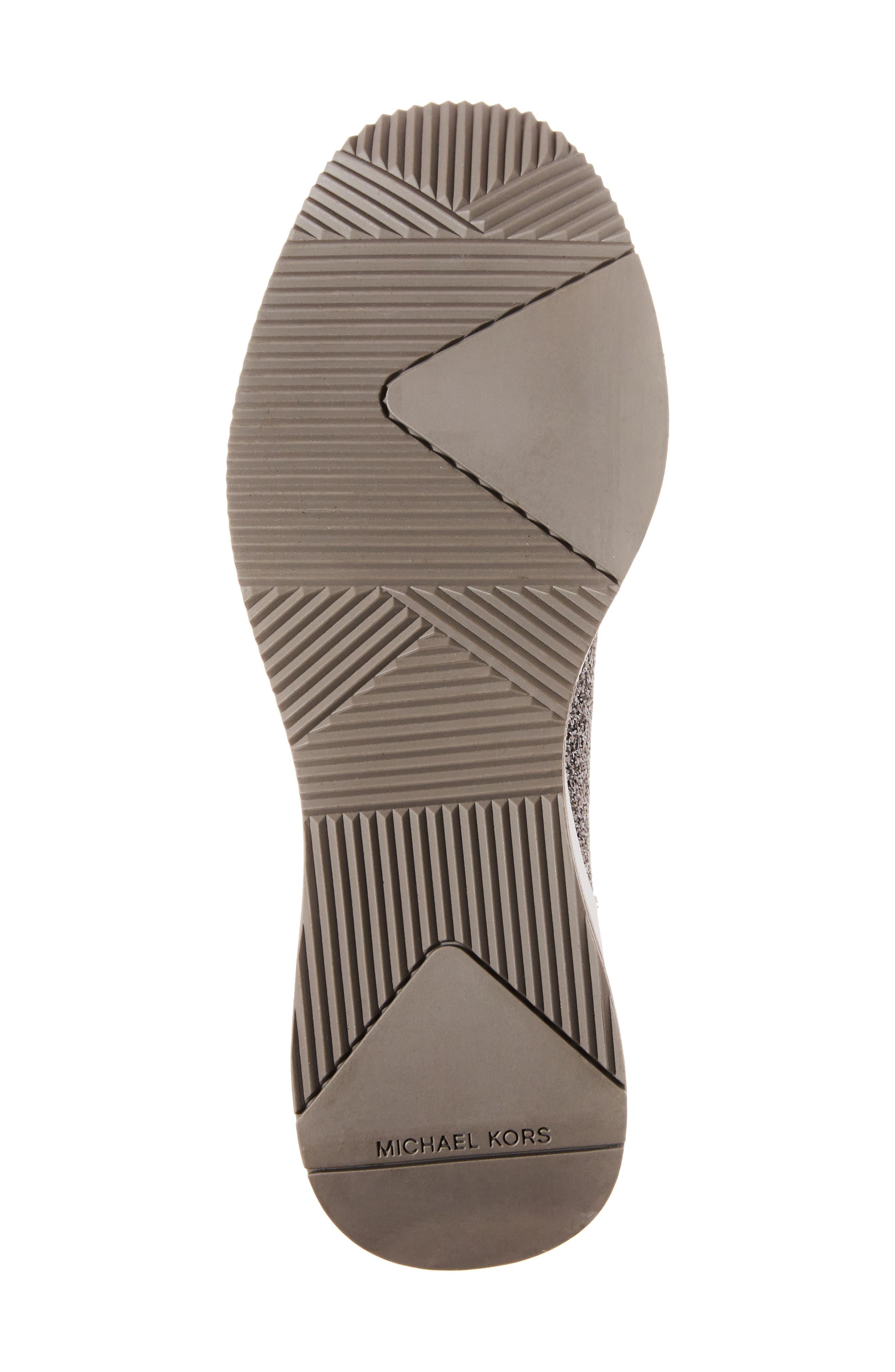 Alternate Image 6  - MICHAEL Michael Kors Skyler Knit Bootie (Women)