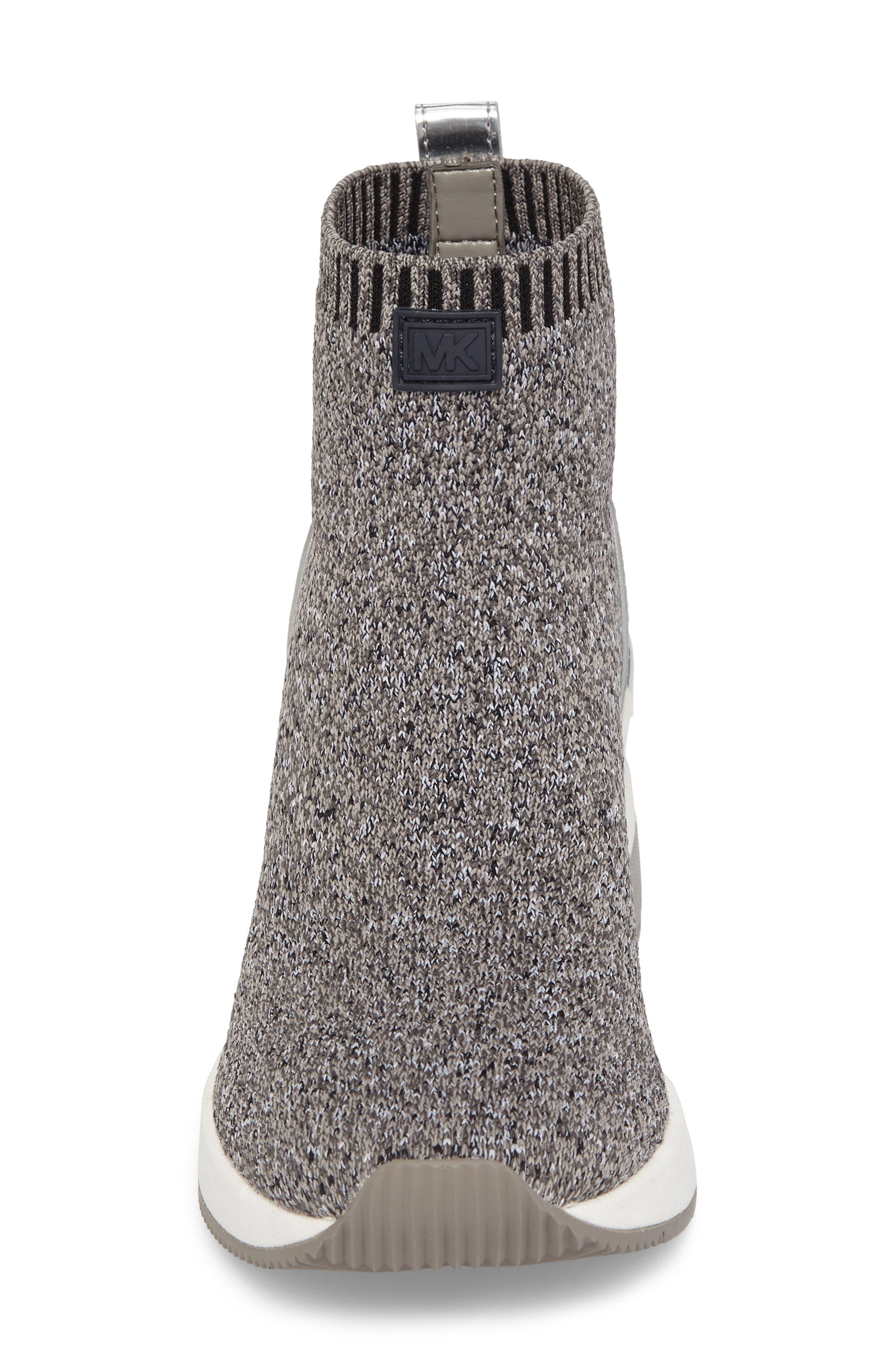 Alternate Image 4  - MICHAEL Michael Kors Skyler Knit Bootie (Women)