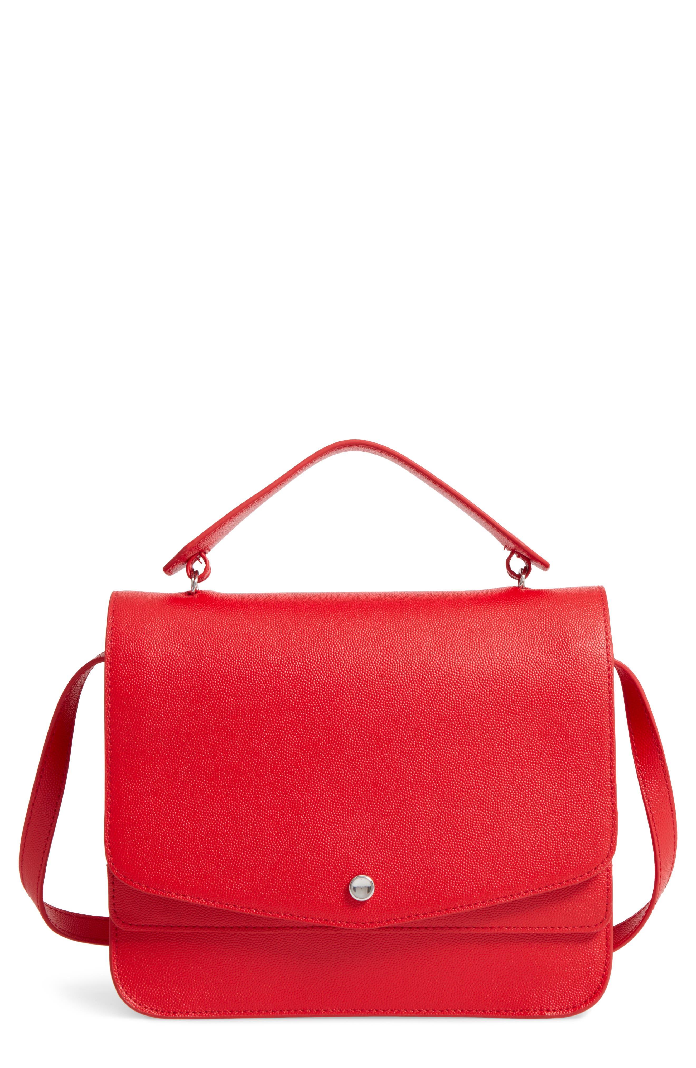 Elizabeth & James Eloise Leather Shoulder Bag
