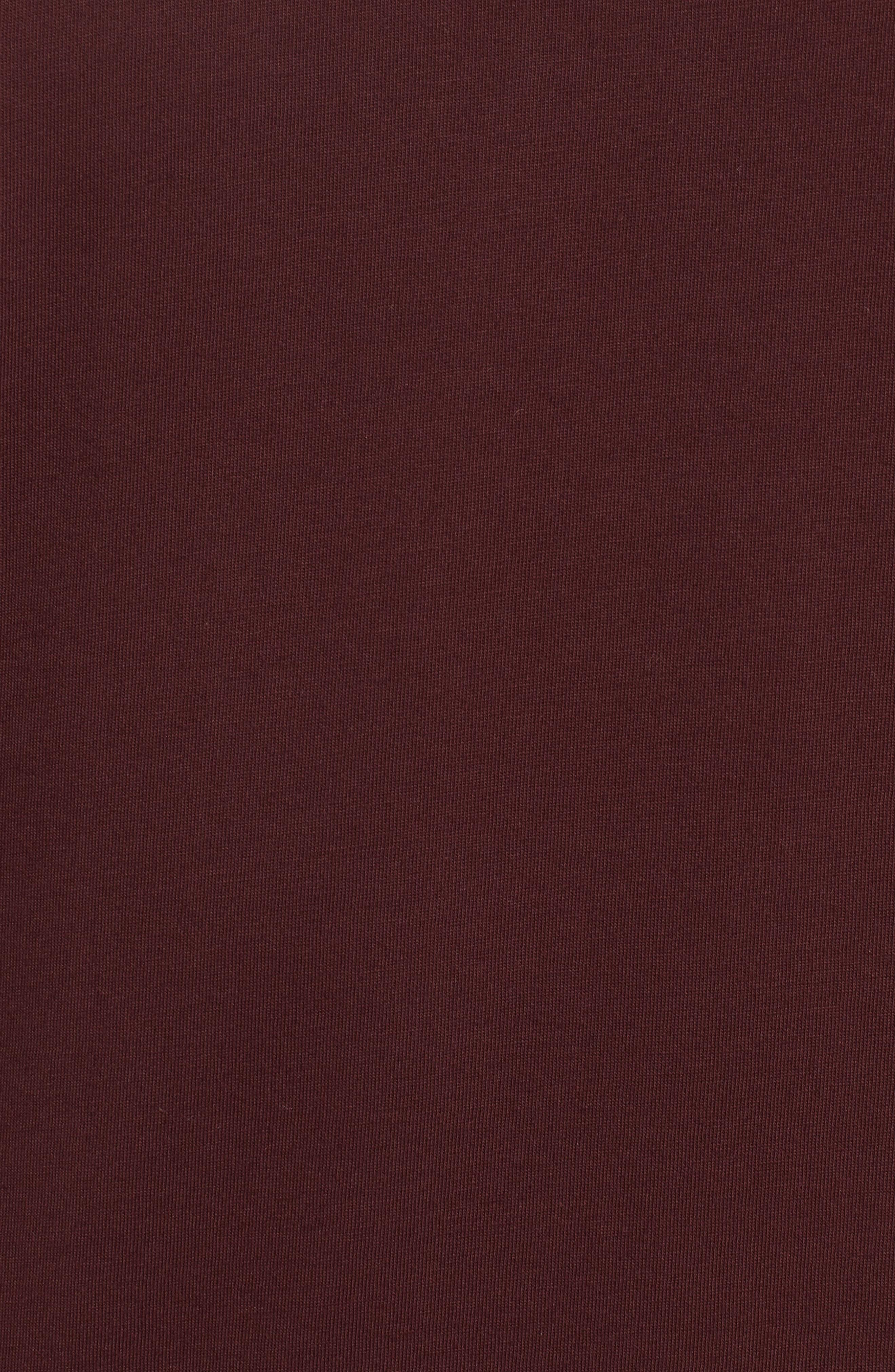 Tessler Crewneck T-Shirt,                             Alternate thumbnail 11, color,                             Black