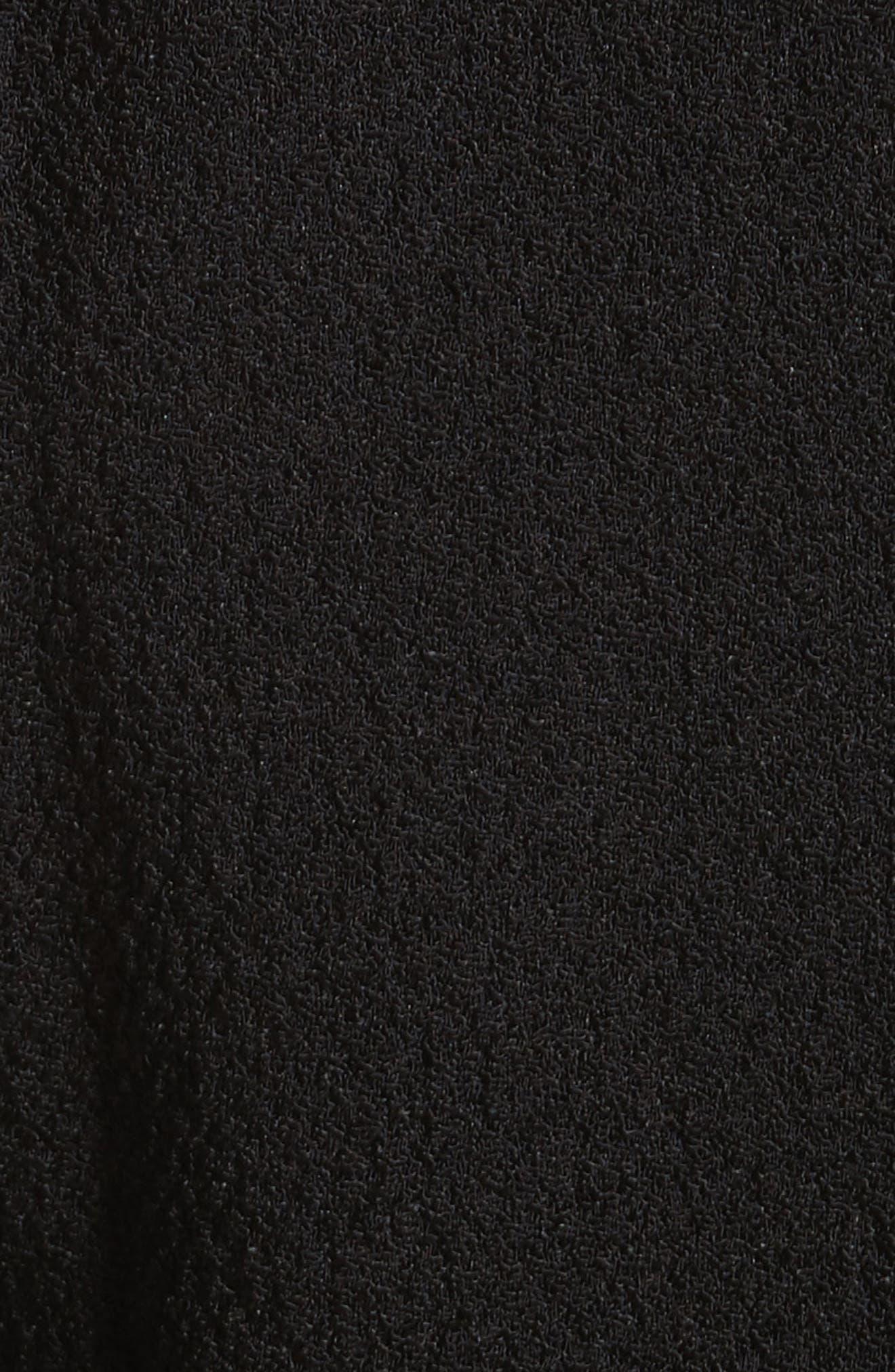 Alternate Image 5  - Rejina Pyo Marta Bell Sleeve Crepe Blouse