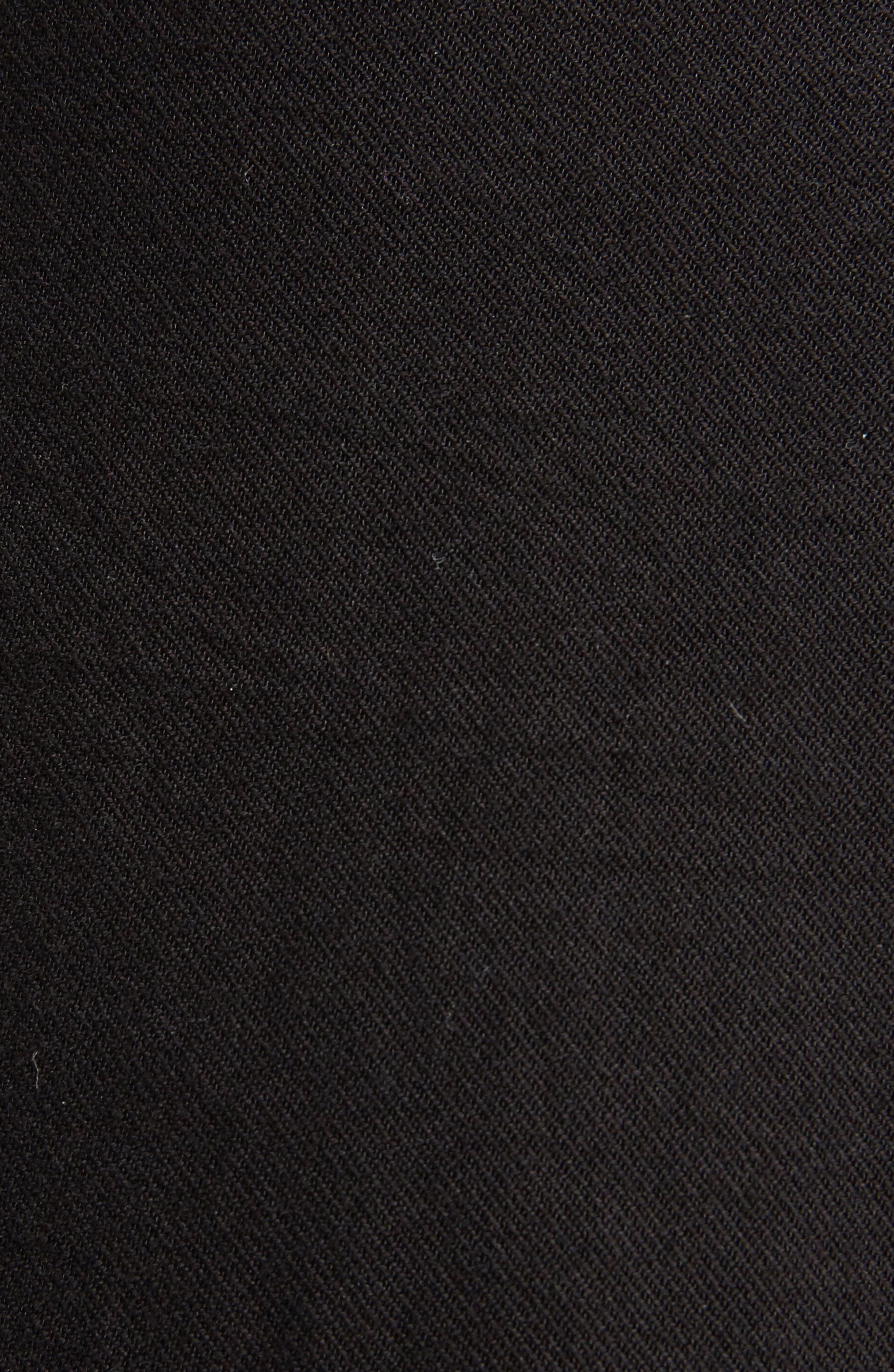 Dart Front Skirt,                             Alternate thumbnail 5, color,                             Navy