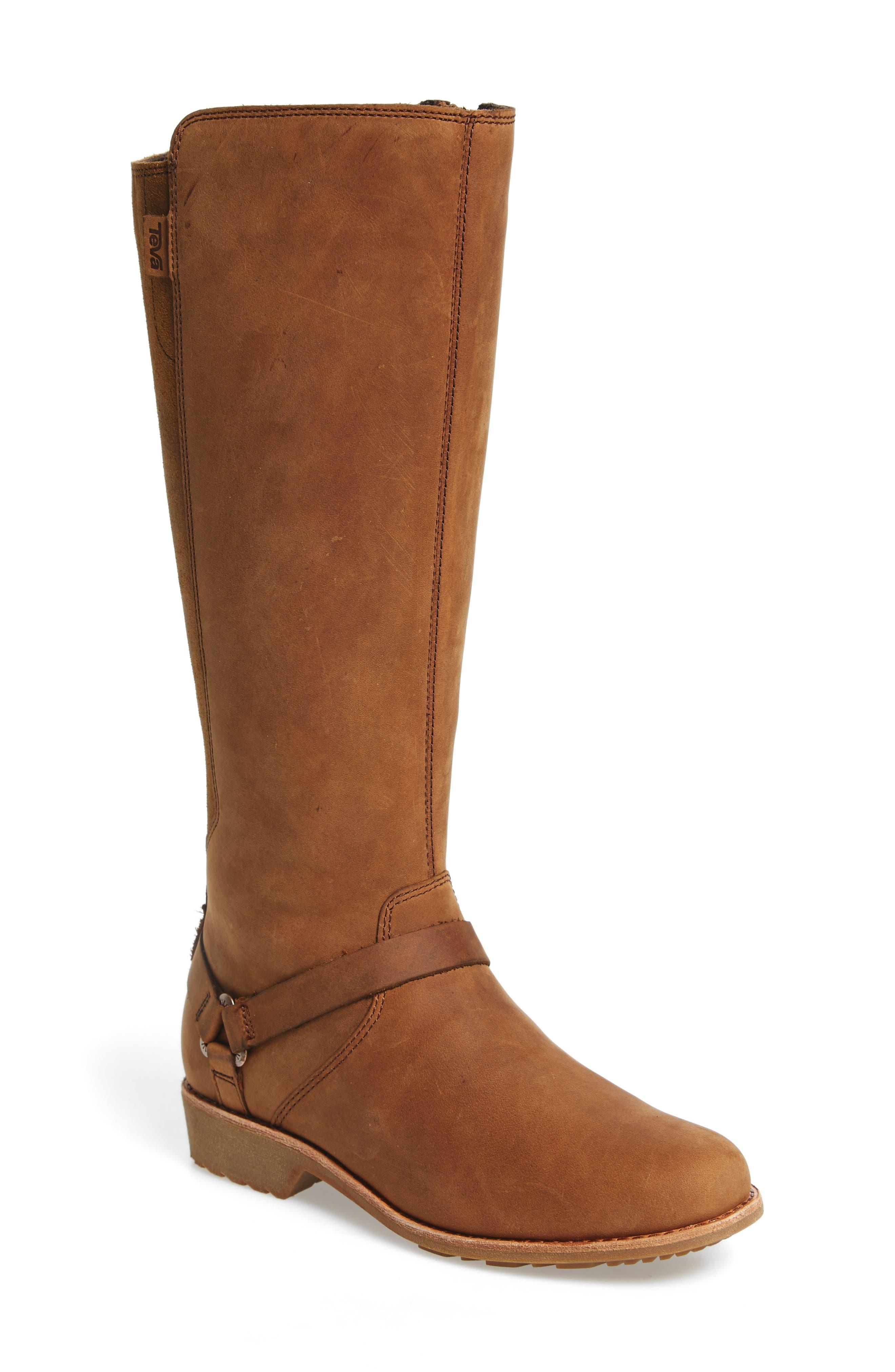 Alternate Image 1 Selected - Teva De La Vina Waterproof Boot (Women)