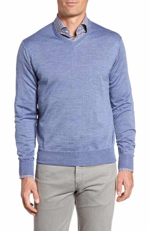 Men's V-Neck Sweaters & Vests   Nordstrom