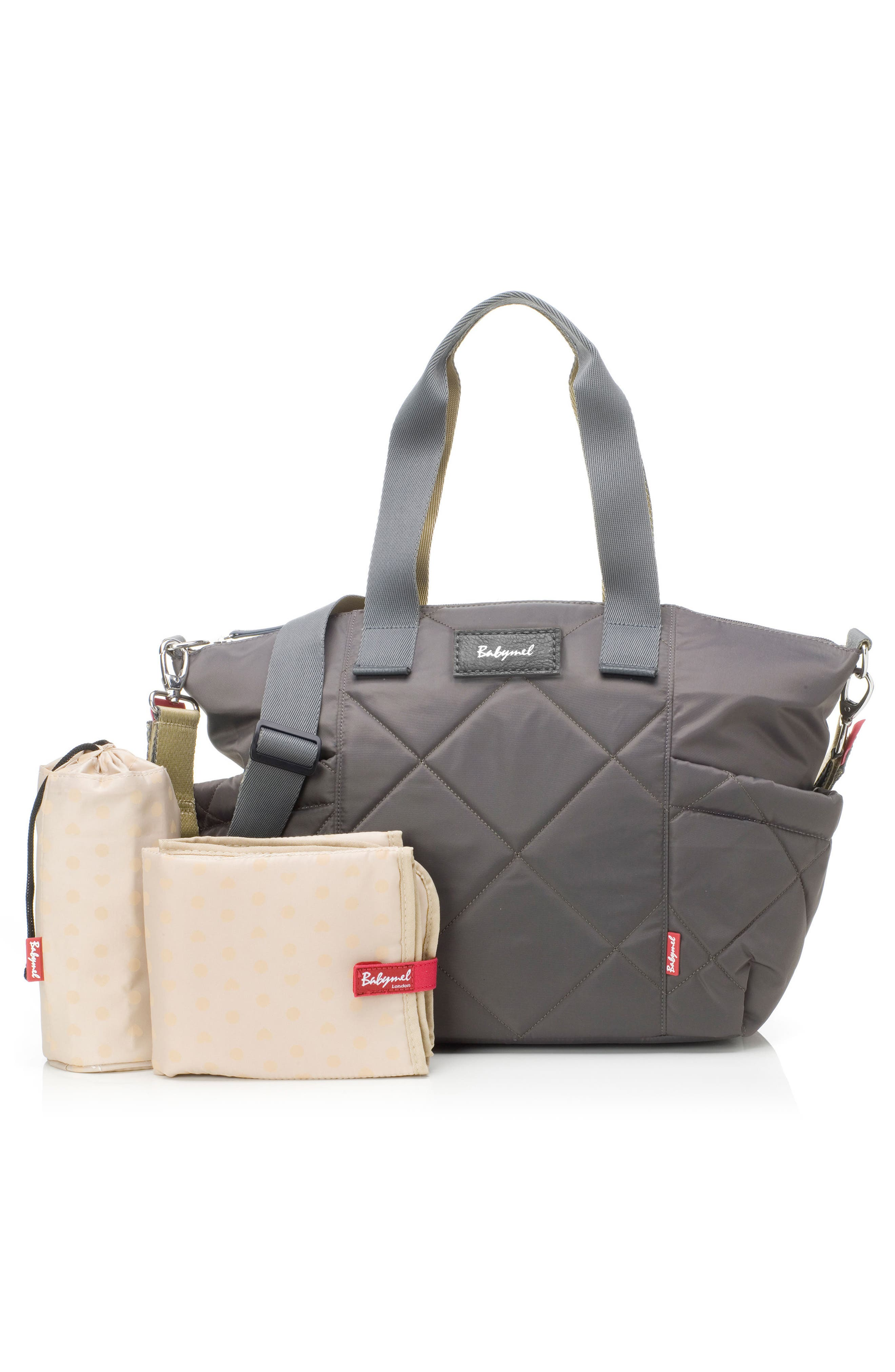 Alternate Image 5  - Babymel Evie Diaper Bag