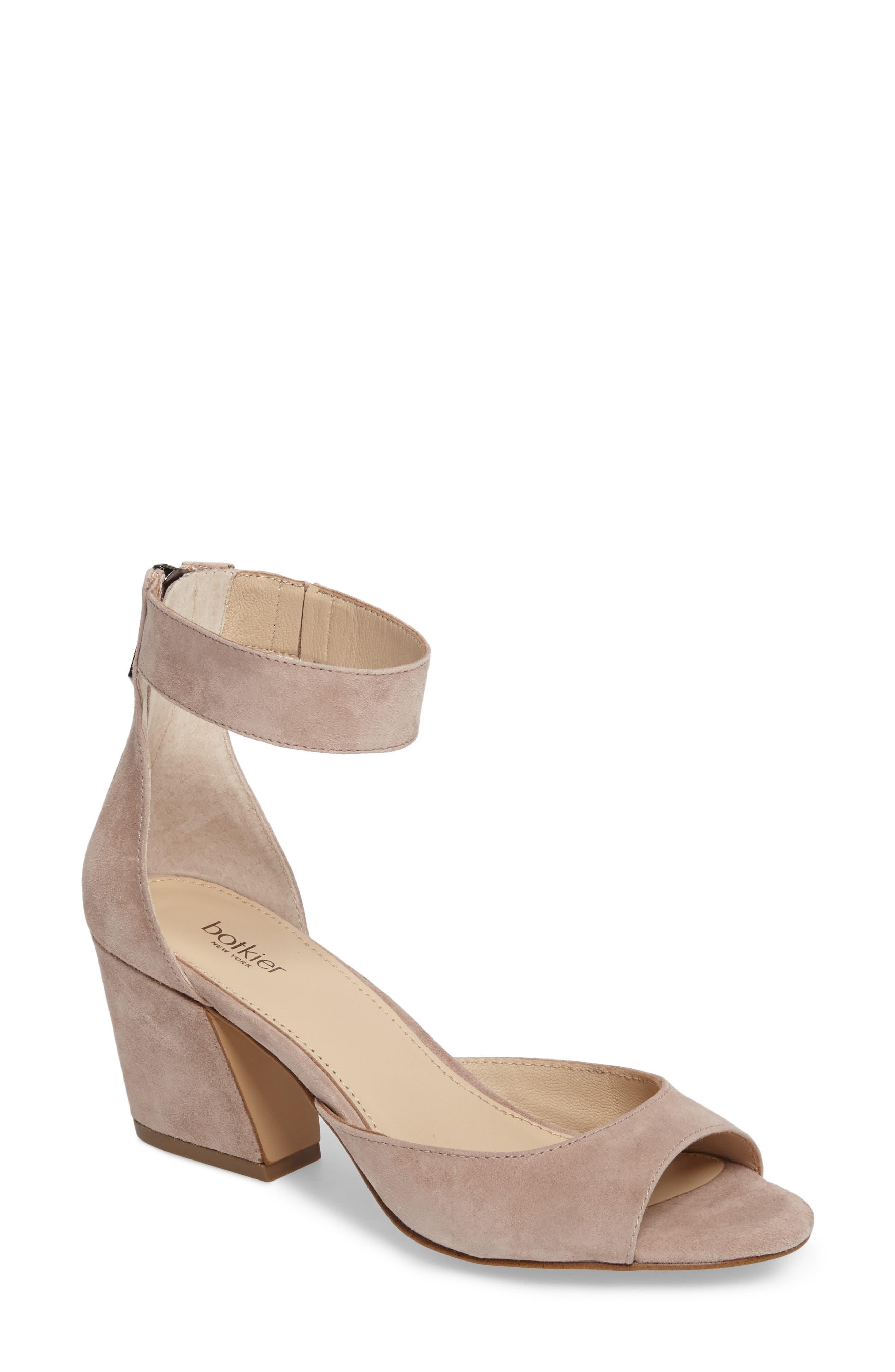 Alternate Image 1 Selected - Botkier Pilar Ankle Strap Sandal (Women)
