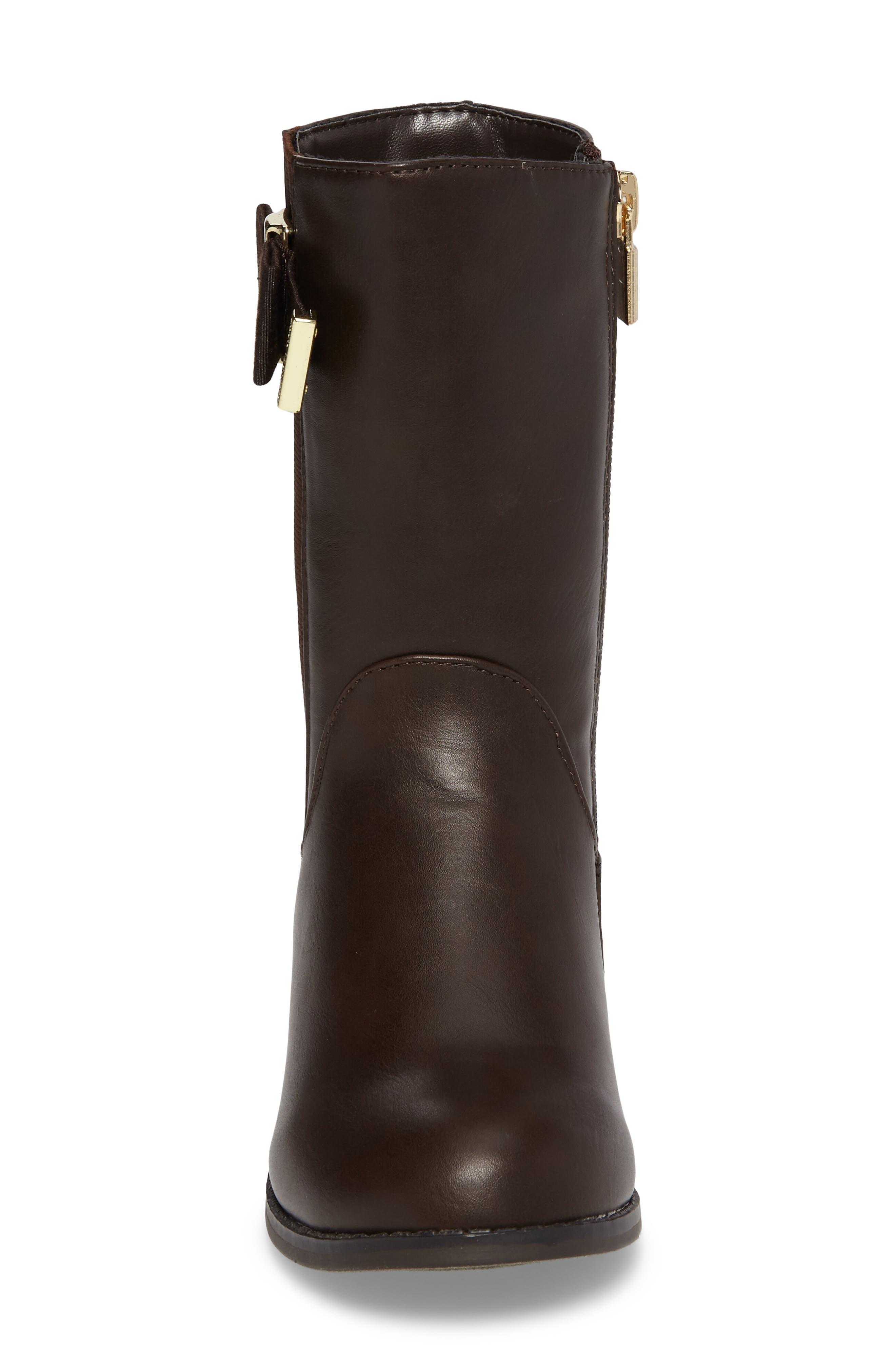 Alternate Image 4  - MICHAEL Michael Kors Emma Valley Boot (Walker, Toddler, Little Kid & Big Kid)