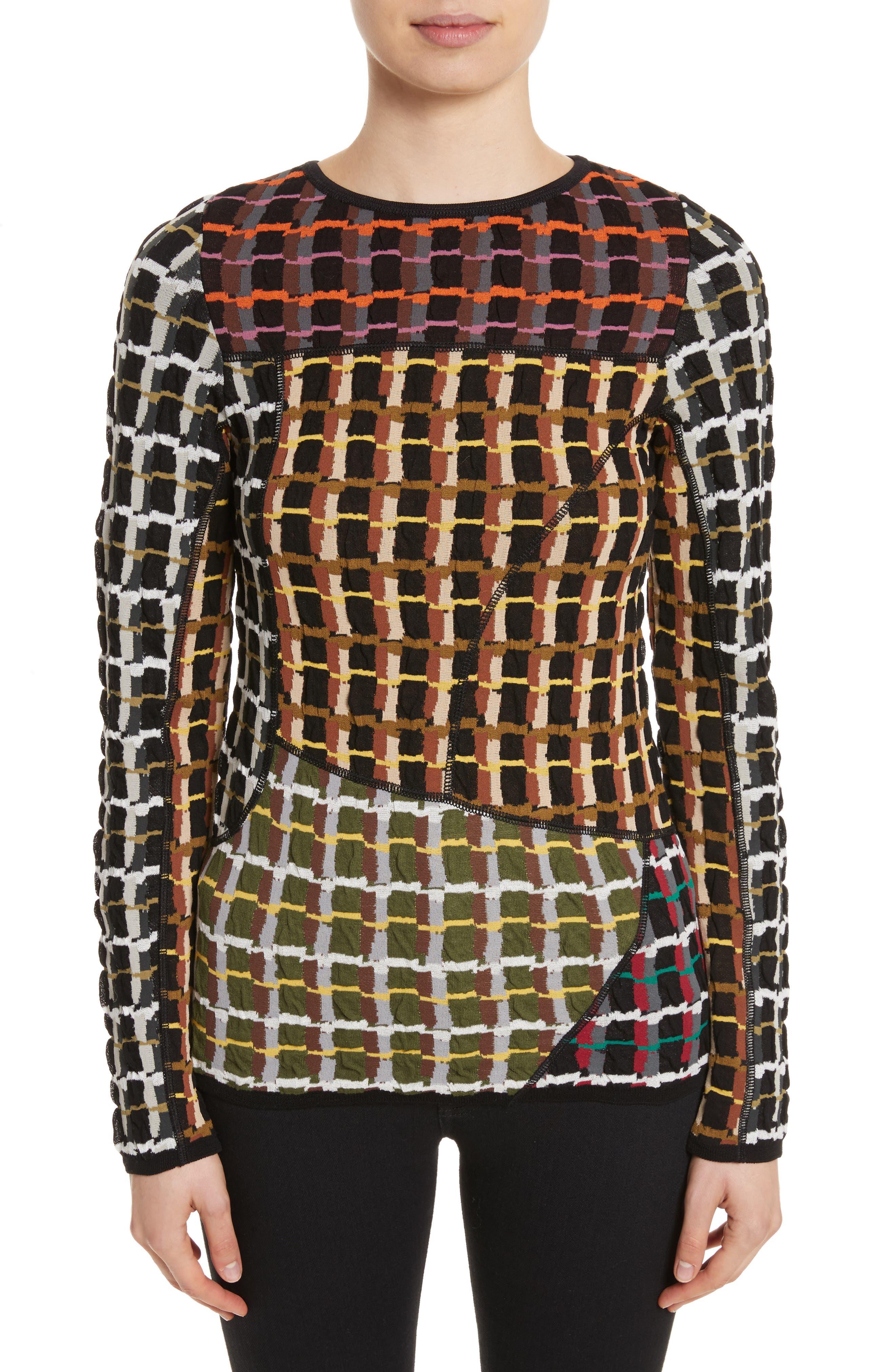 Marni Pucker Knit Sweater