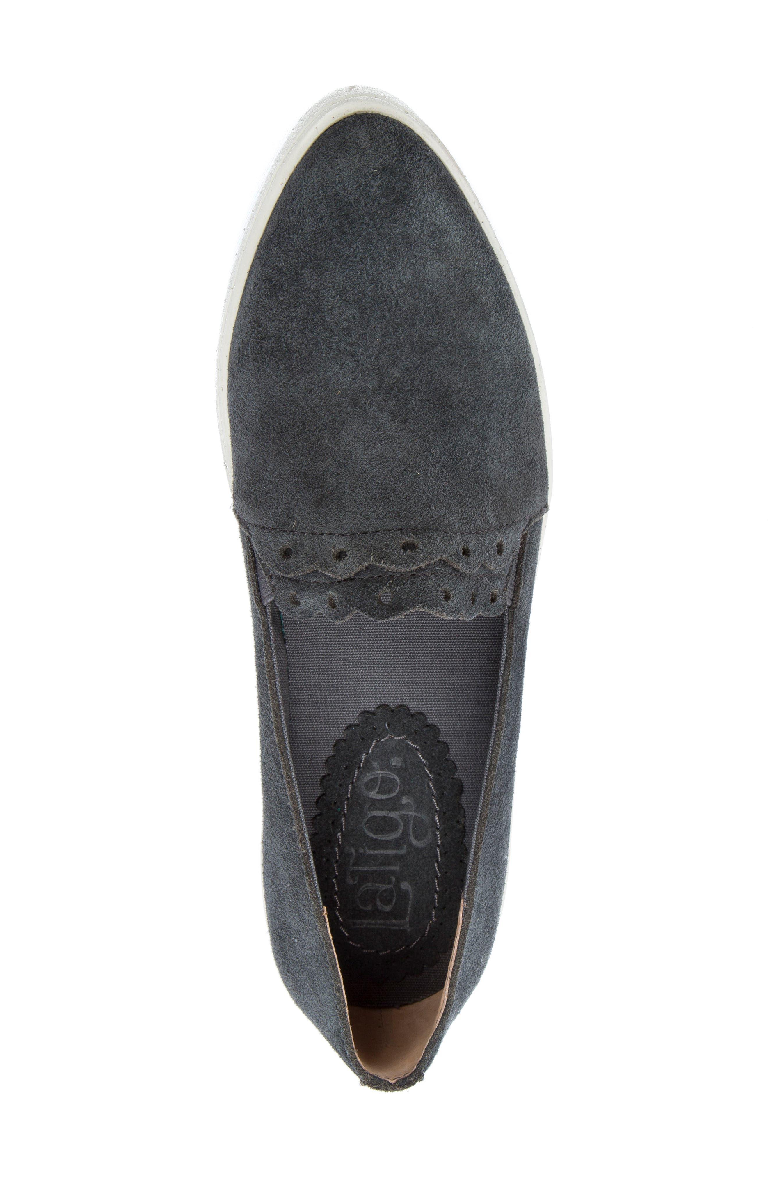 Alternate Image 5  - Latigo Roe Slip-On Sneaker (Women)
