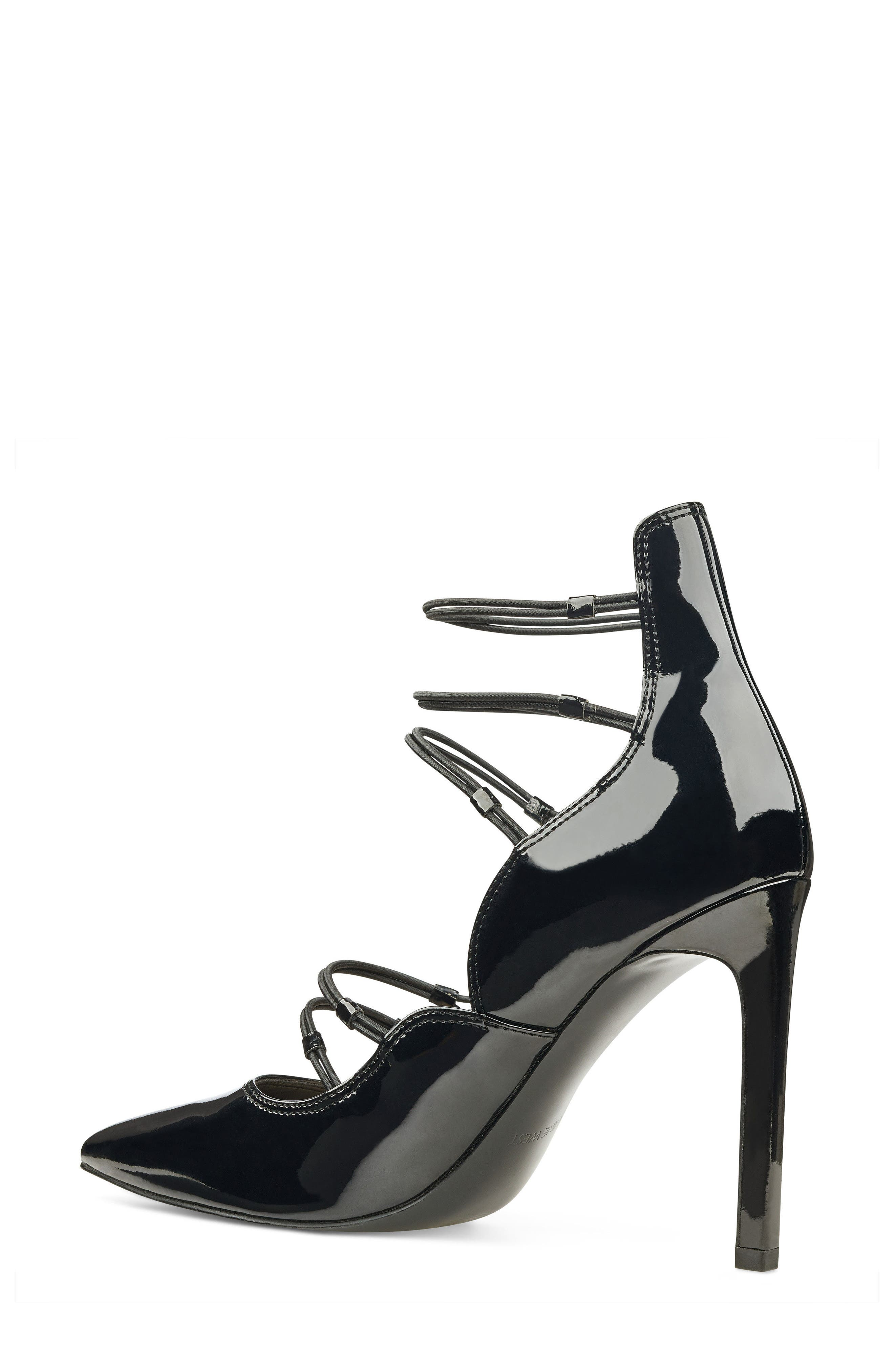 Alternate Image 2  - Nine West Tennyson Strappy Pump (Women)