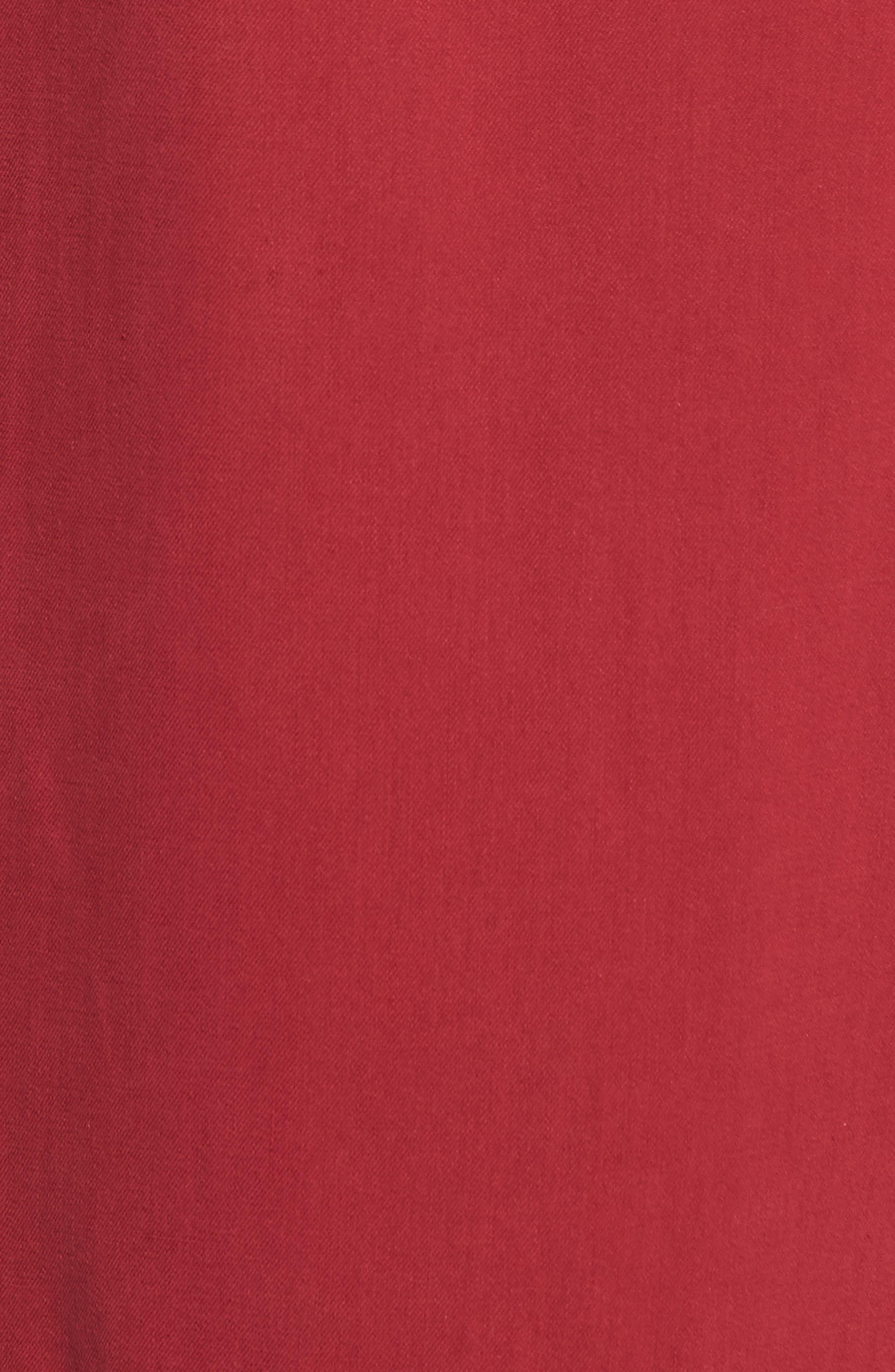 Alternate Image 5  - Tommy Bahama Catalina Twill Short Sleeve Silk Camp Shirt