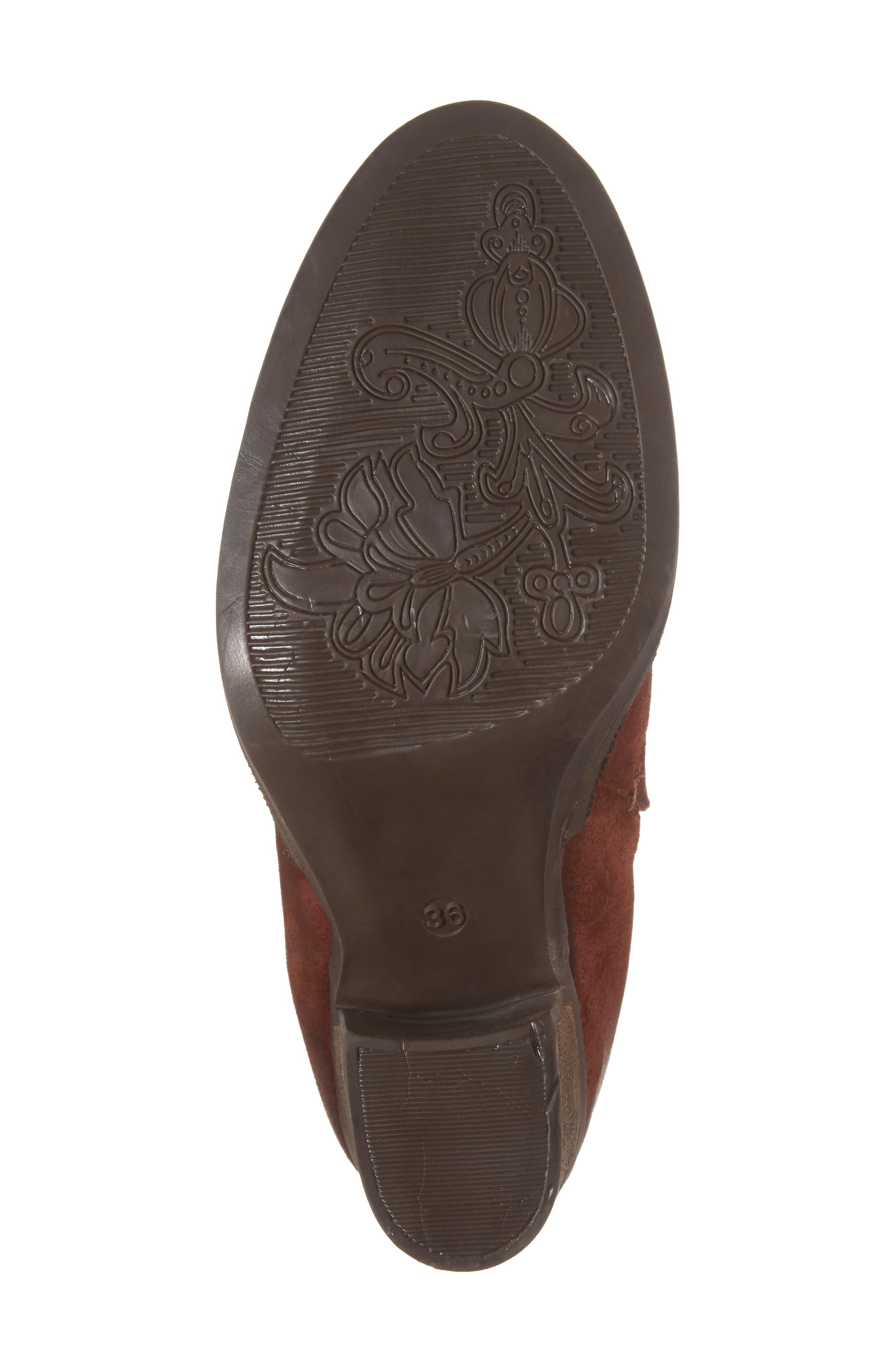 Alternate Image 6  - Bos. & Co. 'Belfield' Waterproof Chelsea Boot (Women)