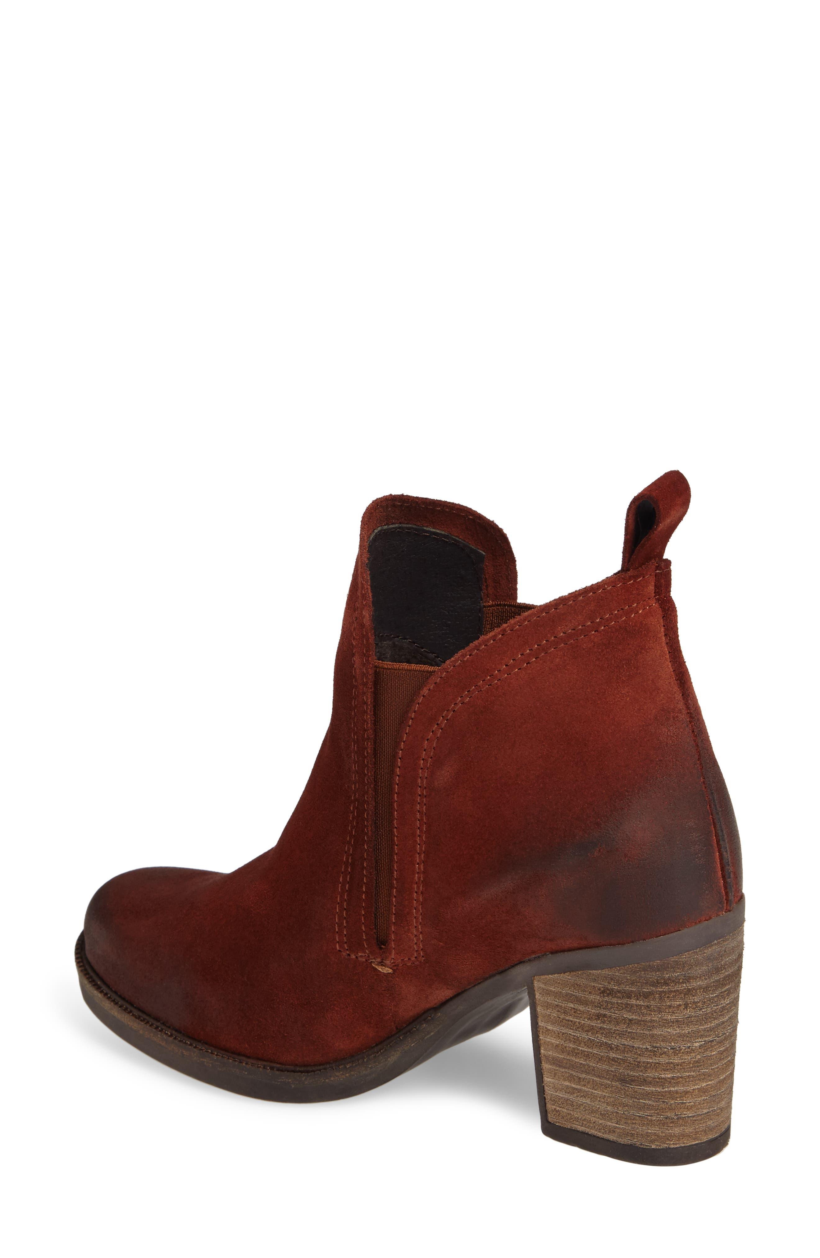 Alternate Image 2  - Bos. & Co. 'Belfield' Waterproof Chelsea Boot (Women)