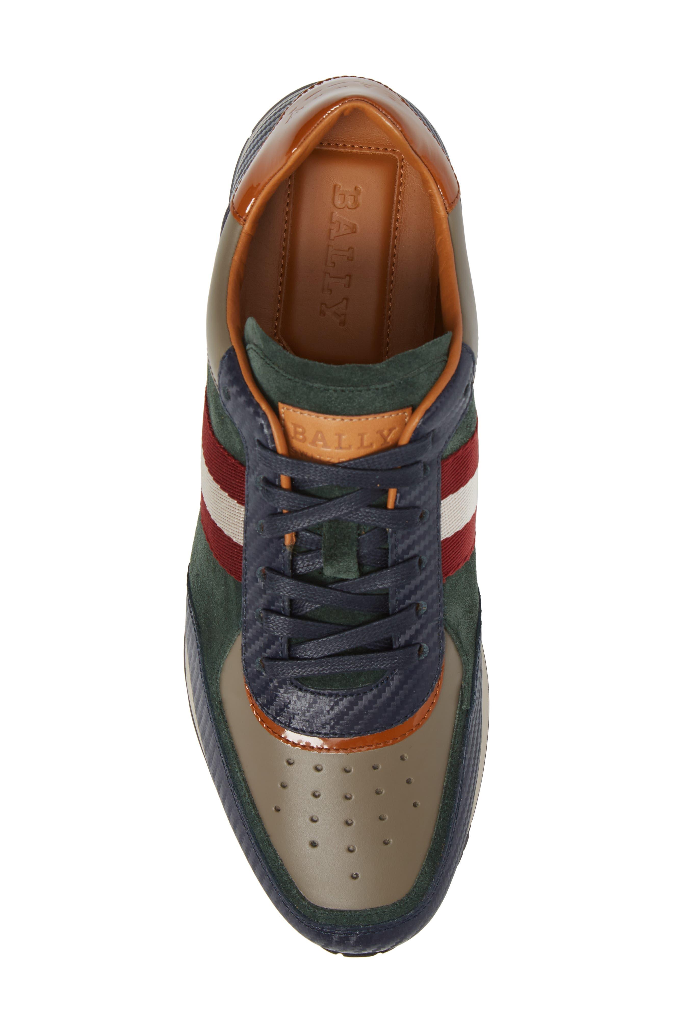 Aston Sneaker,                             Alternate thumbnail 6, color,                             Ink