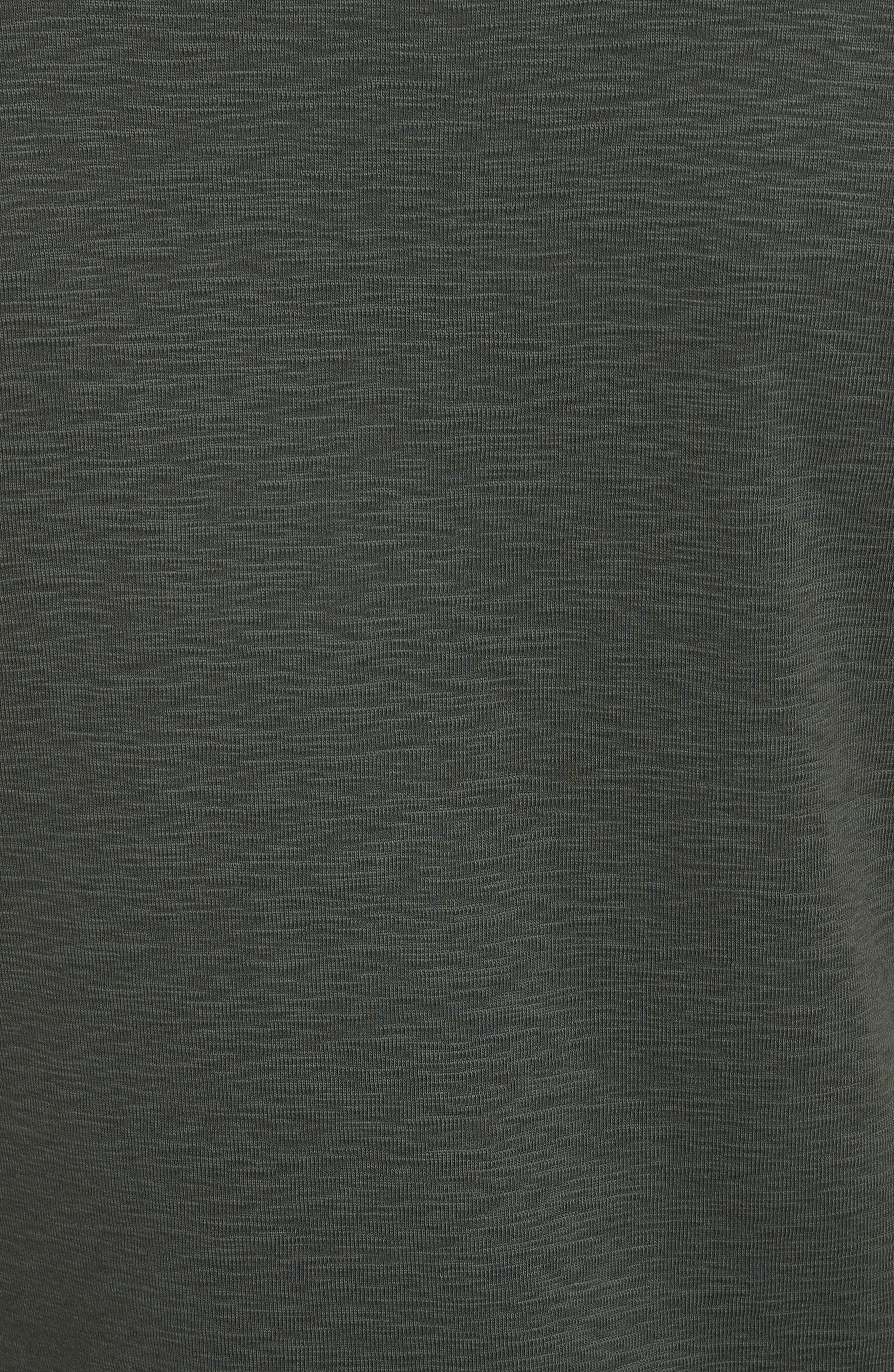 Alternate Image 5  - wings + horns Ribbed Slub Cotton T-Shirt