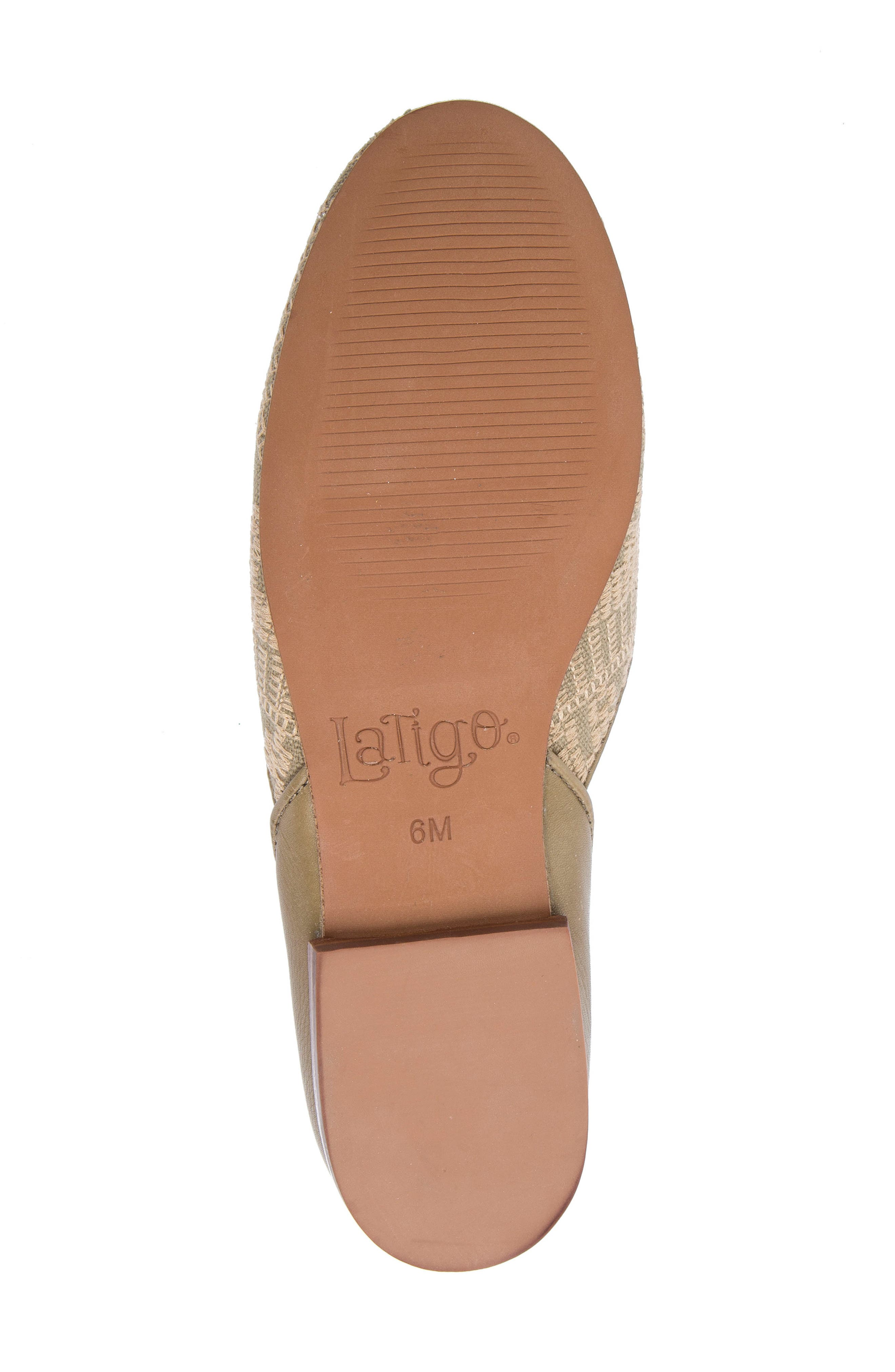 Alternate Image 5  - Latigo Alba Embroidered Flat (Women)