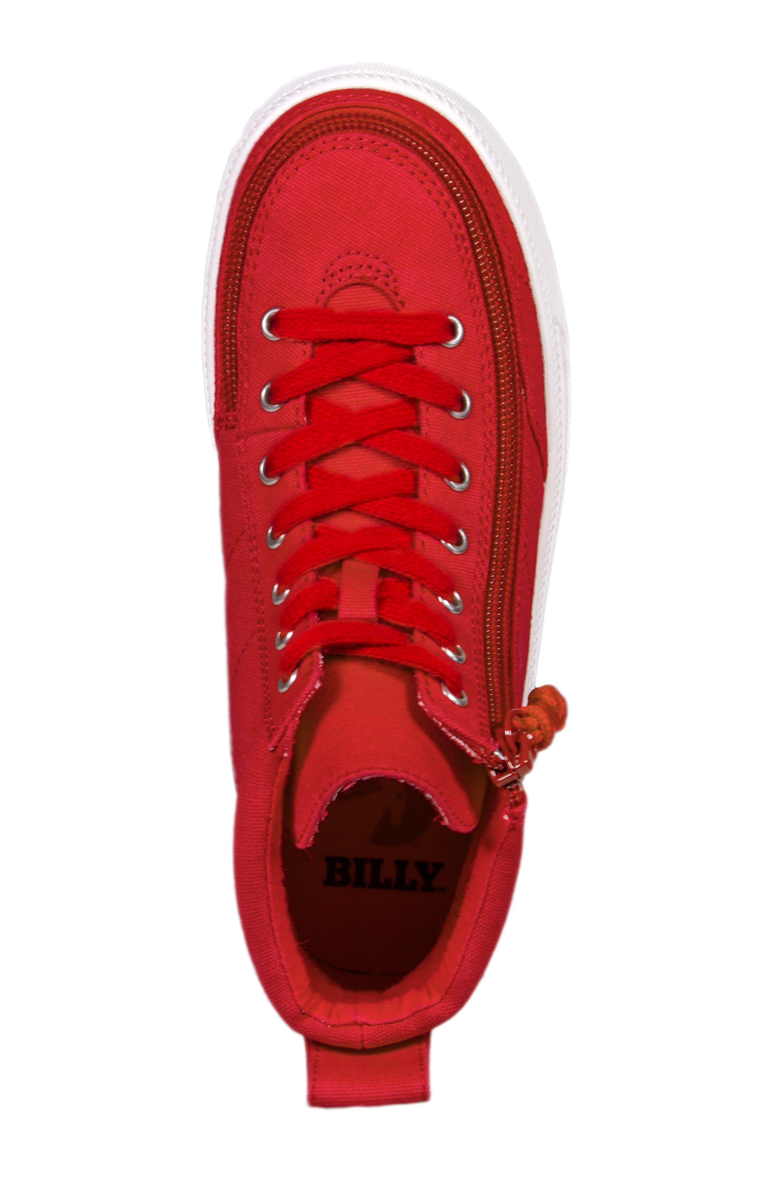 Alternate Image 5  - BILLY Footwear Zip Around High Top Sneaker (Toddler, Little Kid & Big Kid)