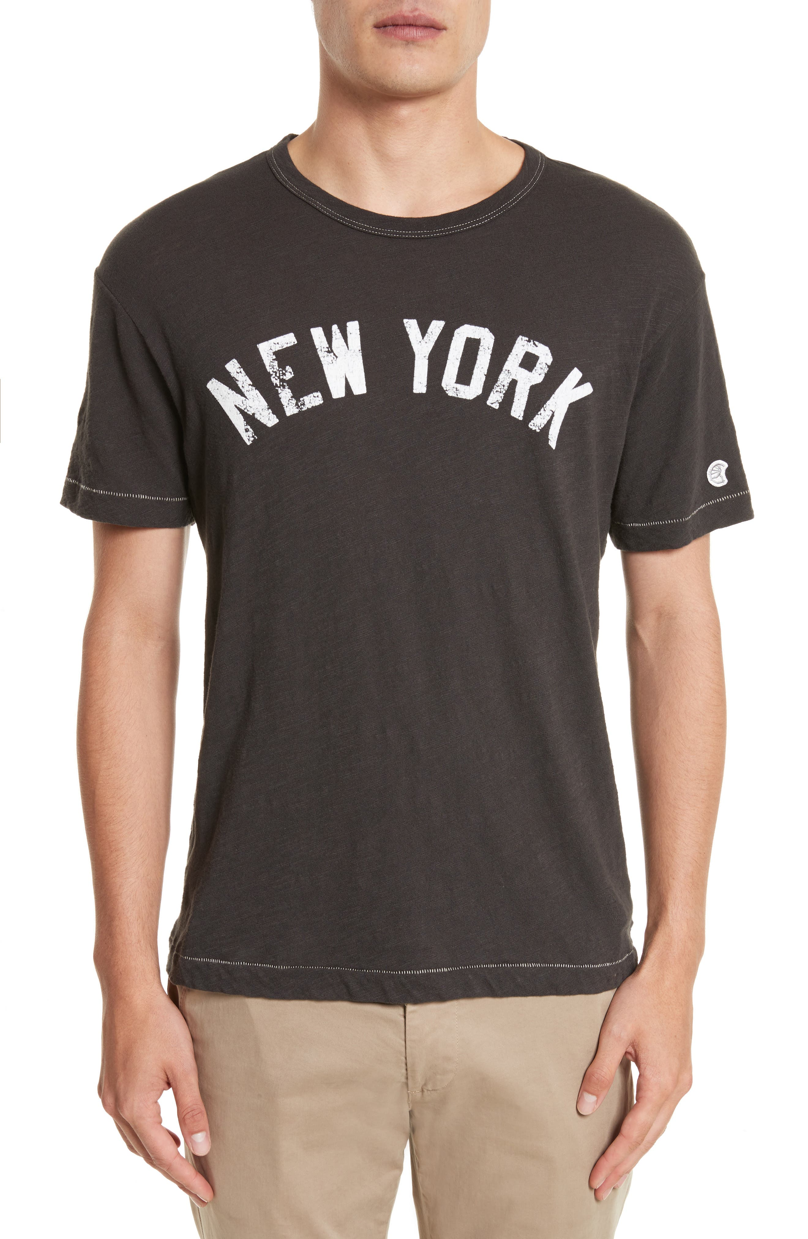 Alternate Image 1 Selected - Todd Snyder New York T-Shirt