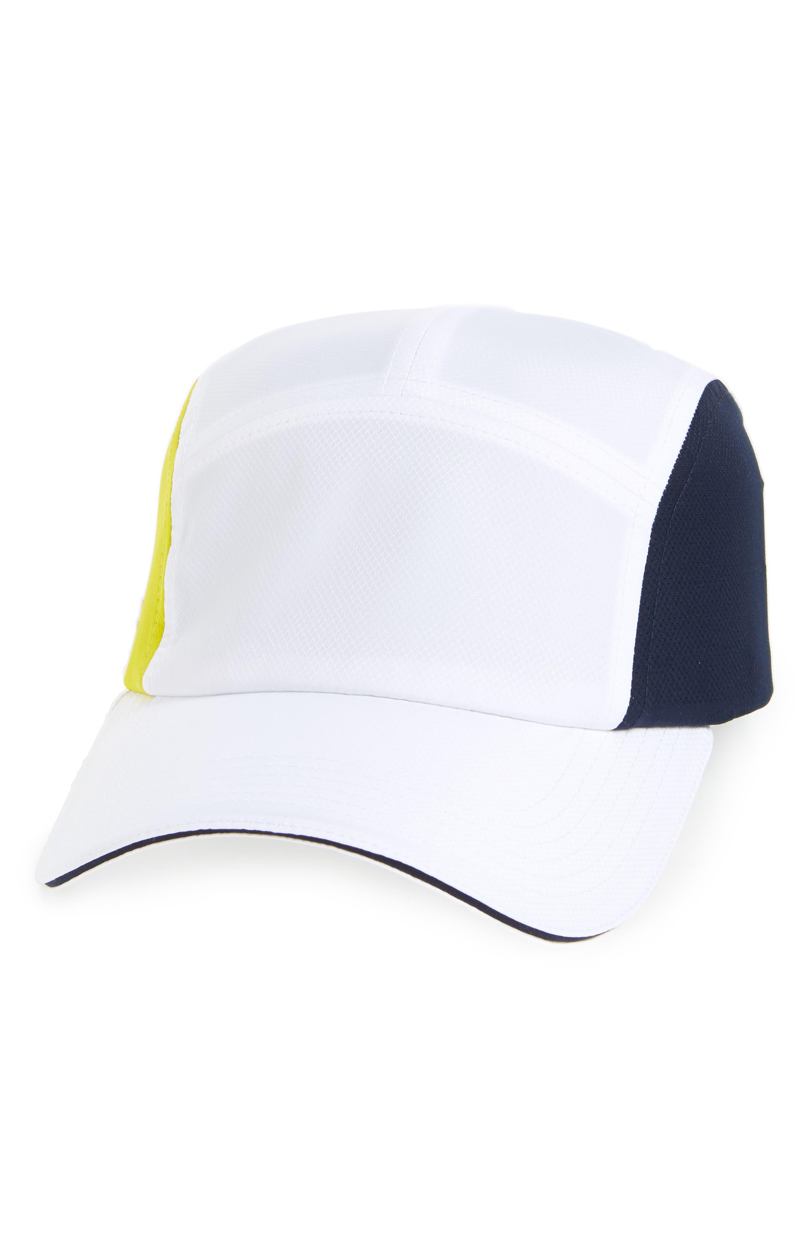 Lacoste Diamond Weave Baseball Cap