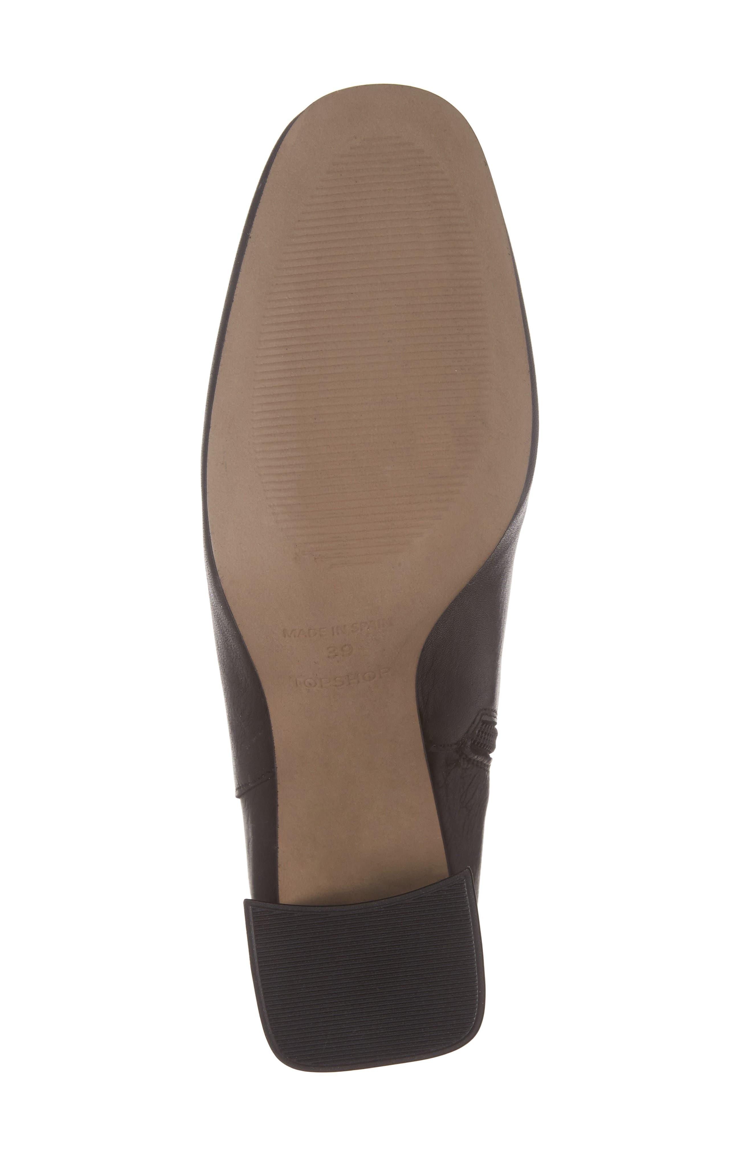 Alternate Image 6  - Topshop Holi Sock Bootie (Women)
