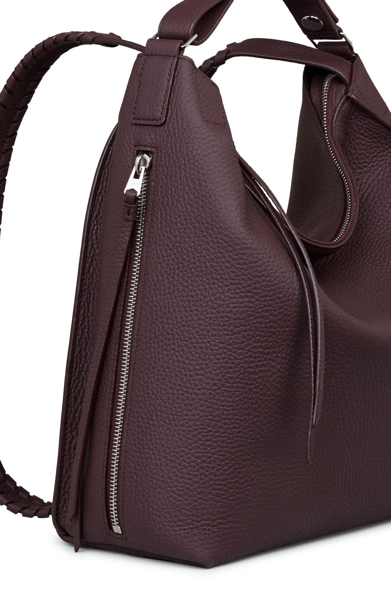 Alternate Image 3  - ALLSAINTS Small Kita Convertible Leather Backpack