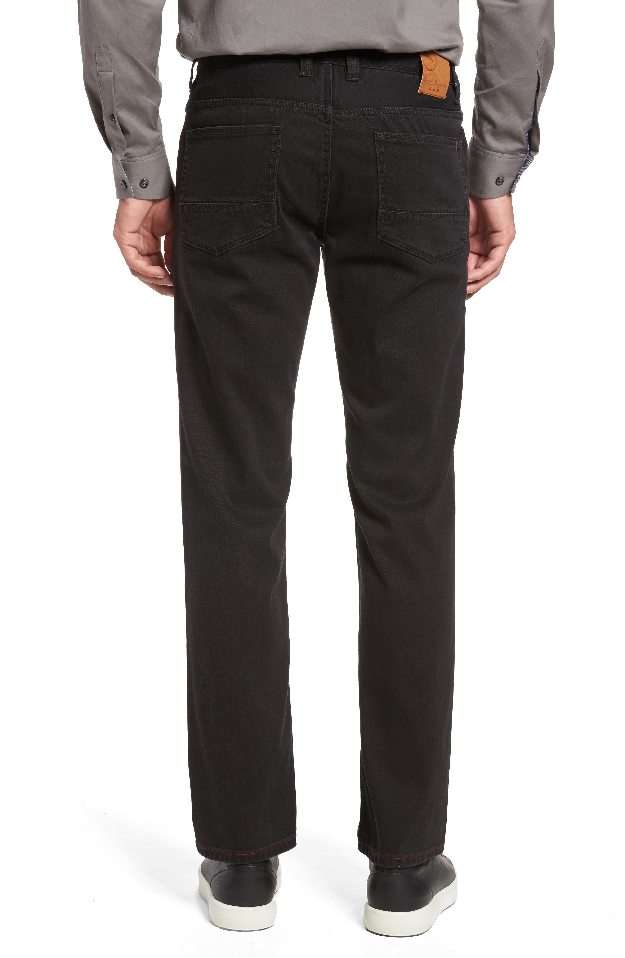 Alternate Image 2  - Tommy Bahama Sand Drifter Straight Leg Jeans