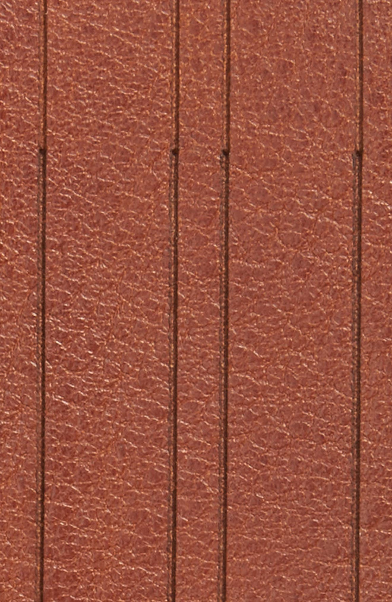 Alternate Image 2  - Ted Baker London Magno Leather Belt